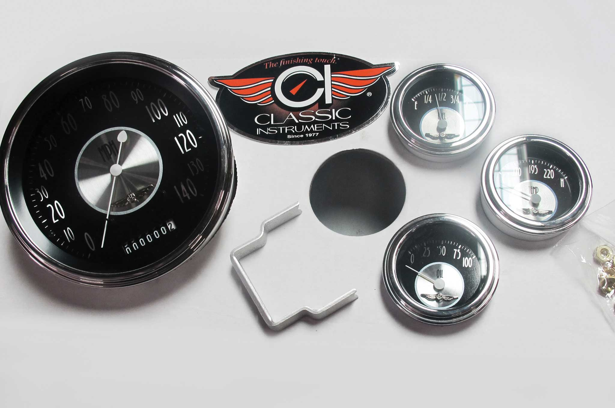 tech u0026 howto classic instruments direct fit gauges install