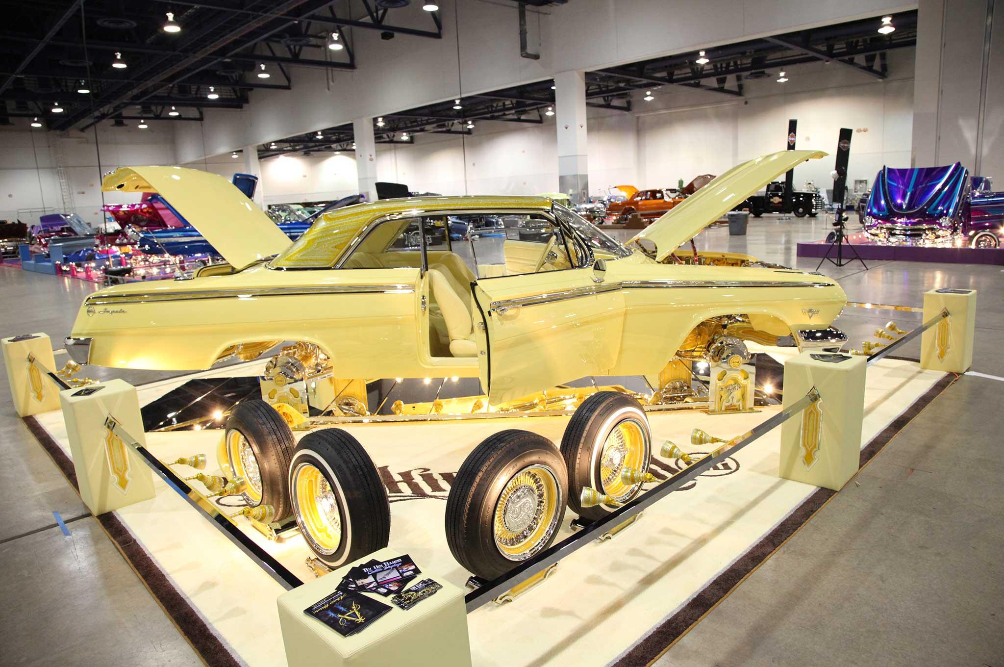 Chevy Las Vegas >> 2015 Las Vegas Super Show Winners Lowrider