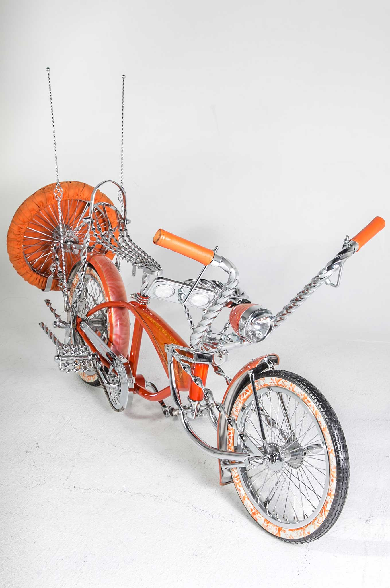 Orange County Auto Show >> 1996 16-inch Lowrider Bike - The Godfather - Lowrider