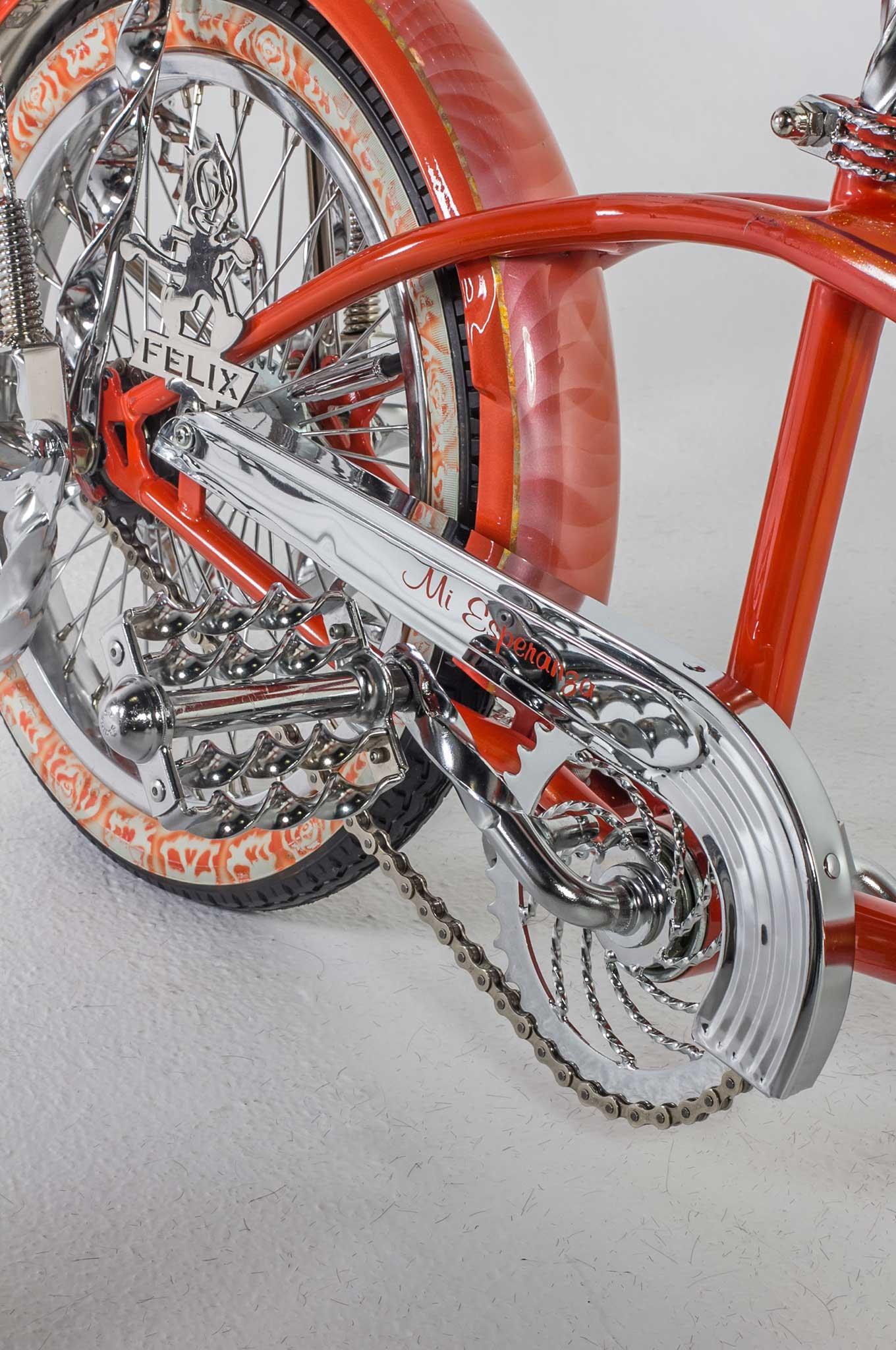 1996 16 Inch Lowrider Bike The Godfather Lowrider