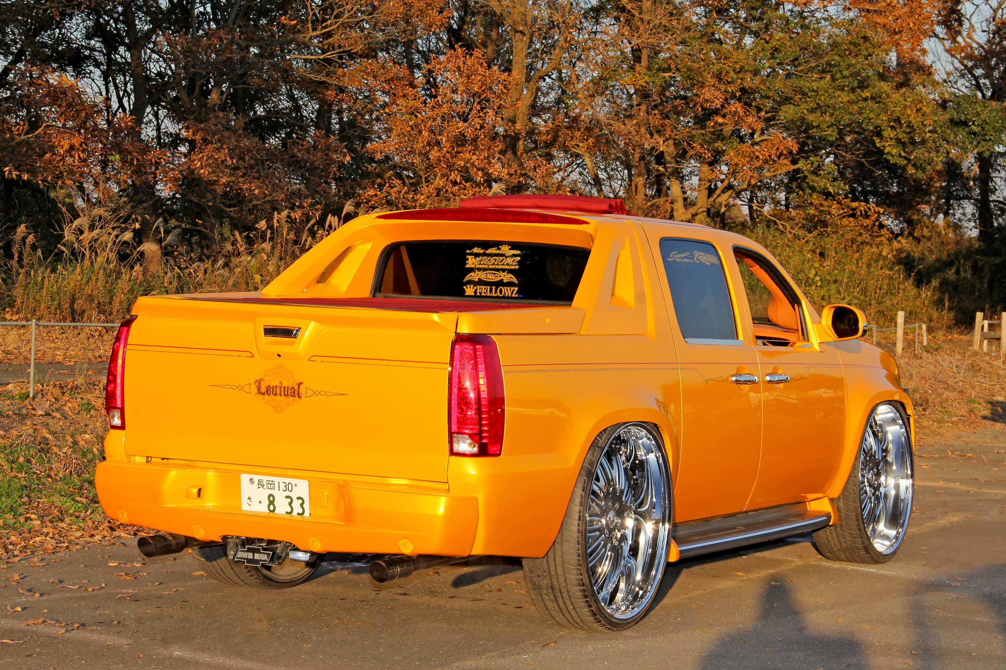 2007 chevrolet avalanche japanese gold lowrider. Black Bedroom Furniture Sets. Home Design Ideas