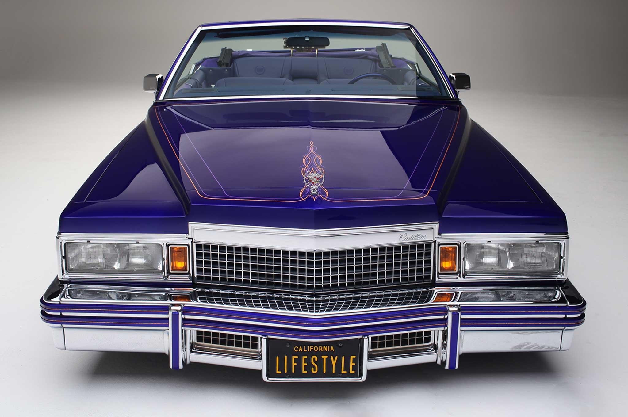 Cadillac Le Cabriolet Front Fascia
