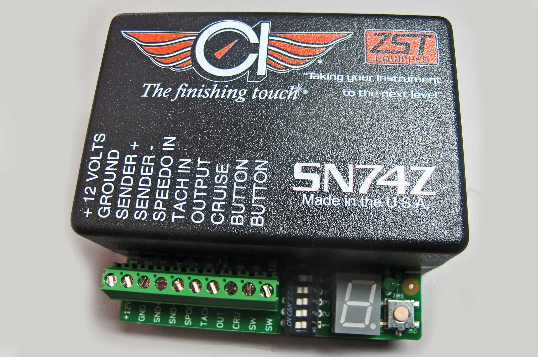 classic-industries-direct-fit-gauges-install-classic-instruments-sn74z-terminal