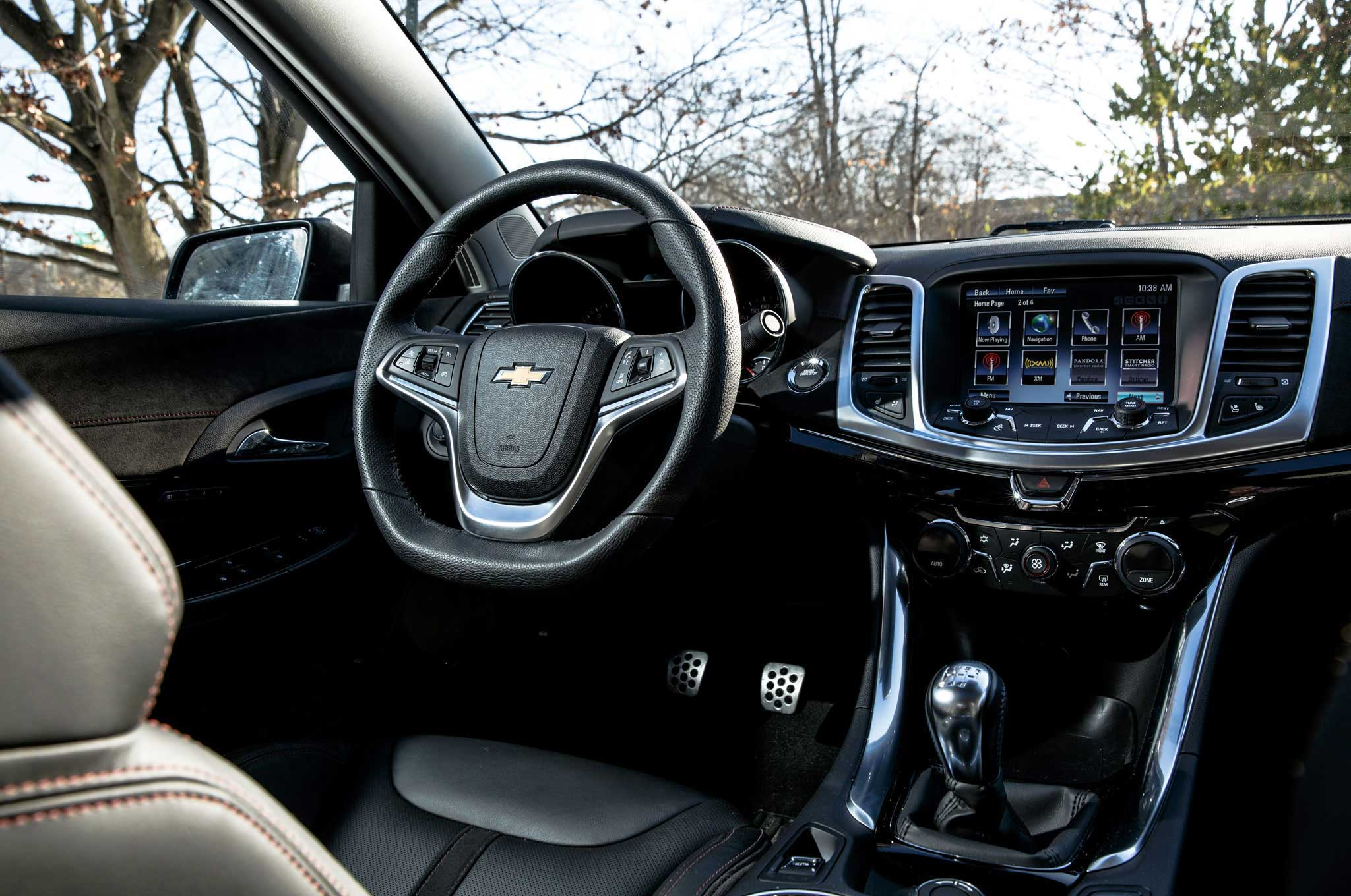 2015 Chevrolet SS Review - Lowrider