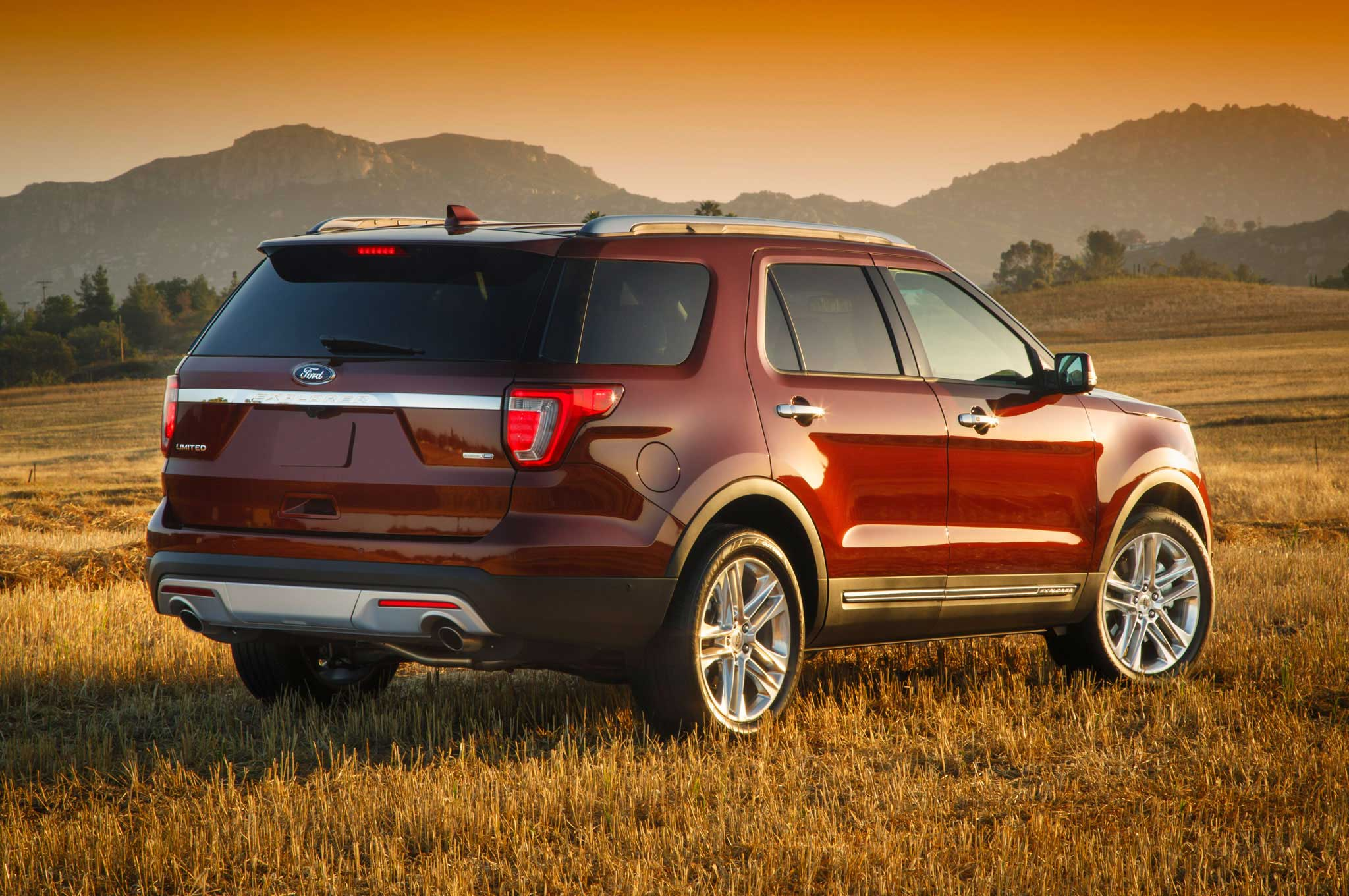 2016 ford explorer review lowrider