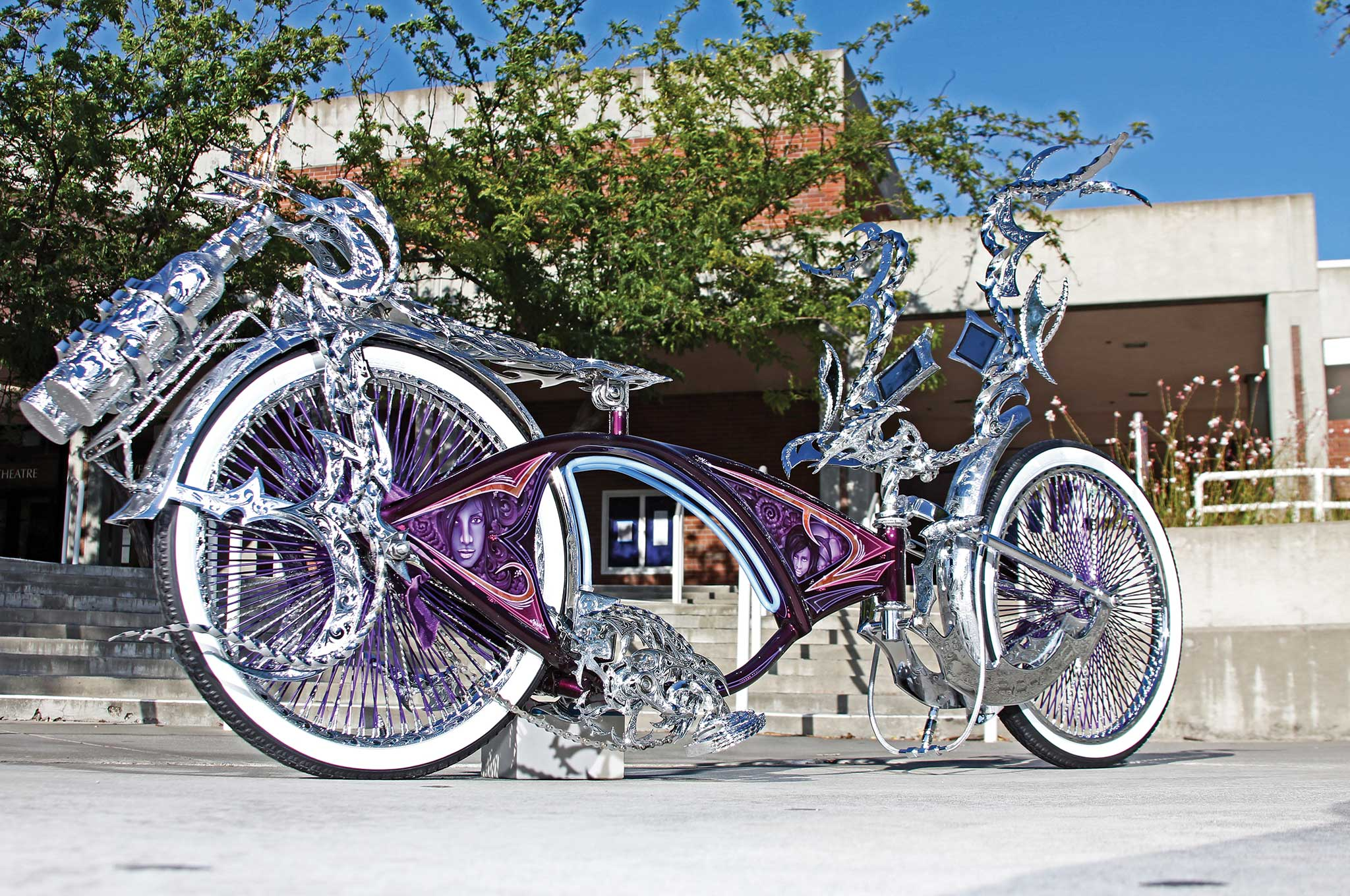 lowrider bicycle bike magazine page 3 of 13 lowrider. Black Bedroom Furniture Sets. Home Design Ideas