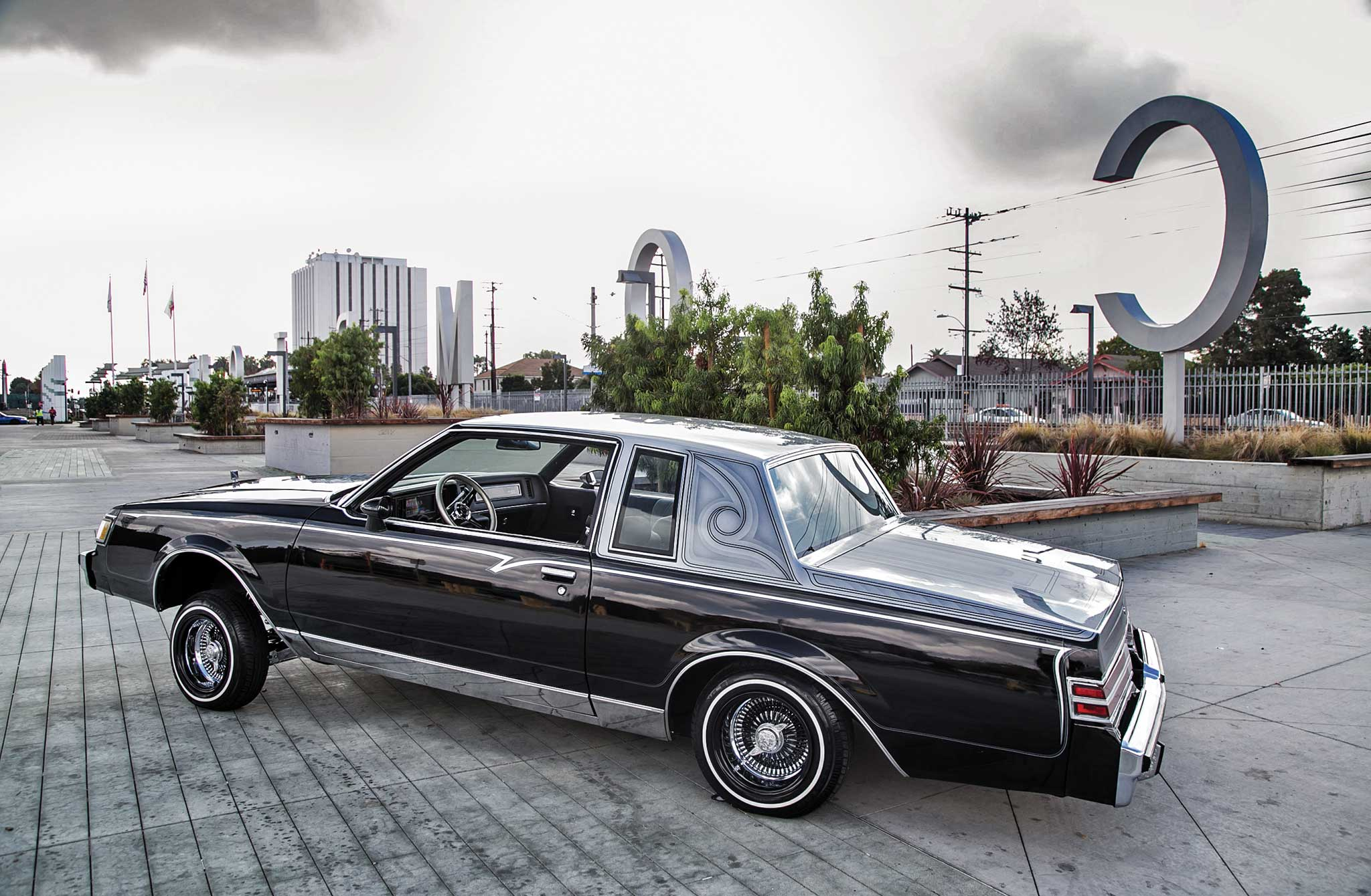 1984 Buick Regal It S All Relative Lowrider
