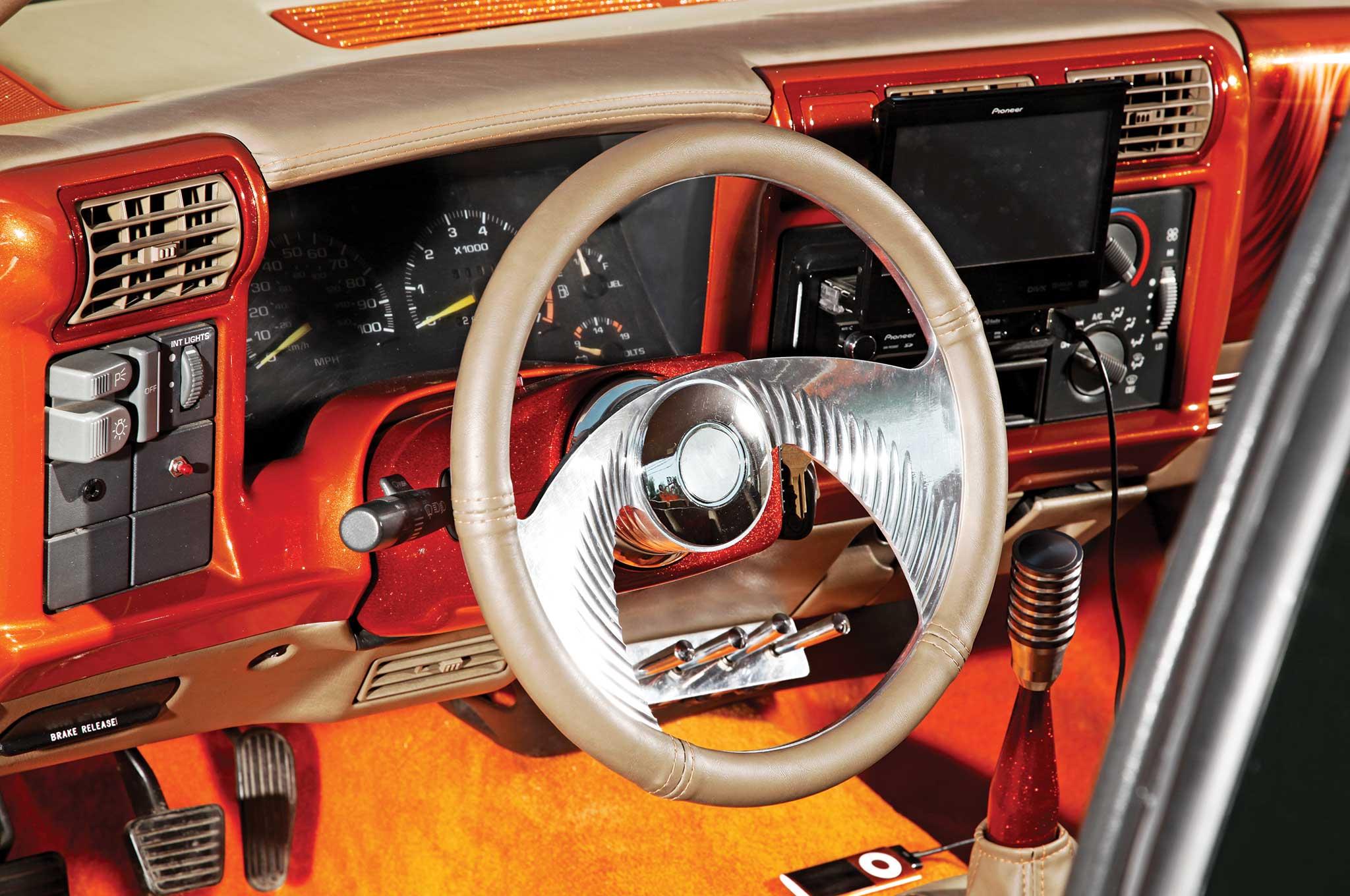 005 1996 chevy s10 steering wheel