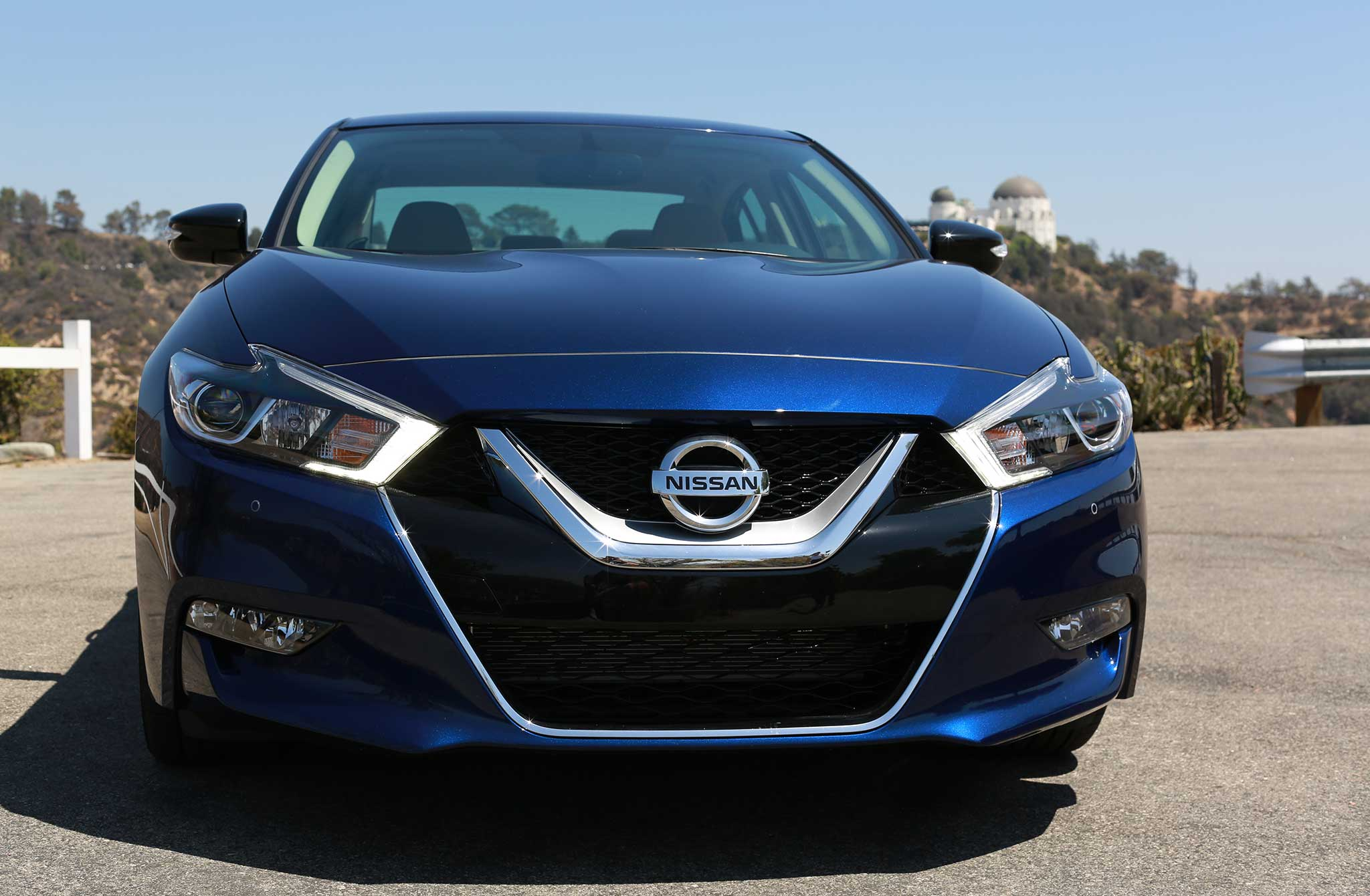 005 2016 nissan maxima front grill
