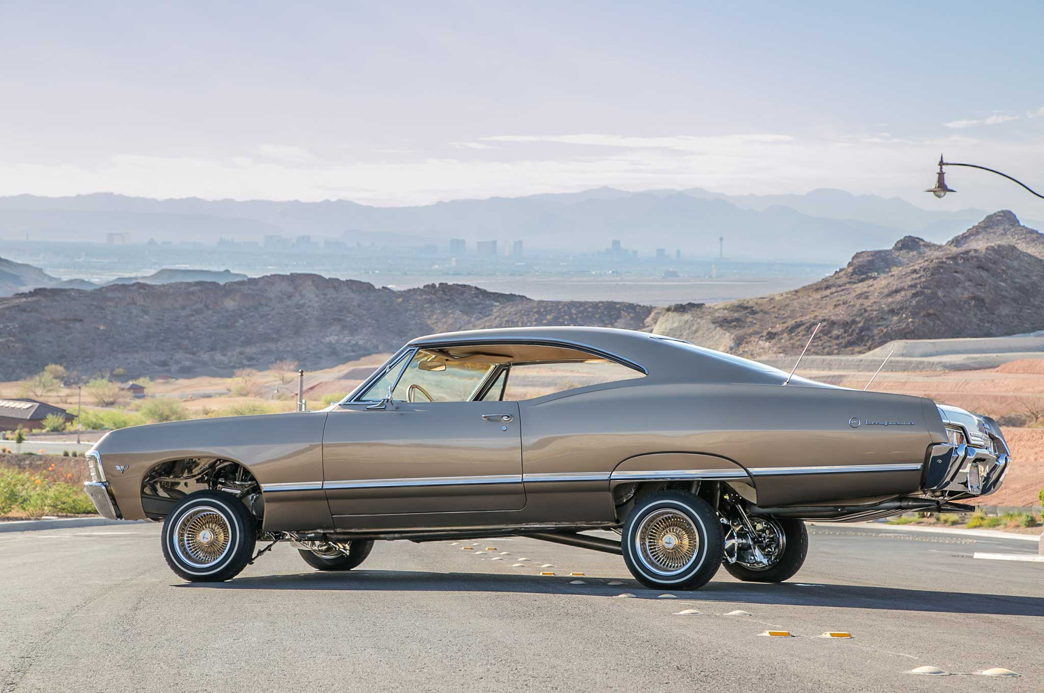 Lowrider Rims And Tires >> 1967 Chevrolet Impala - Cesar's Palace - Lowrider