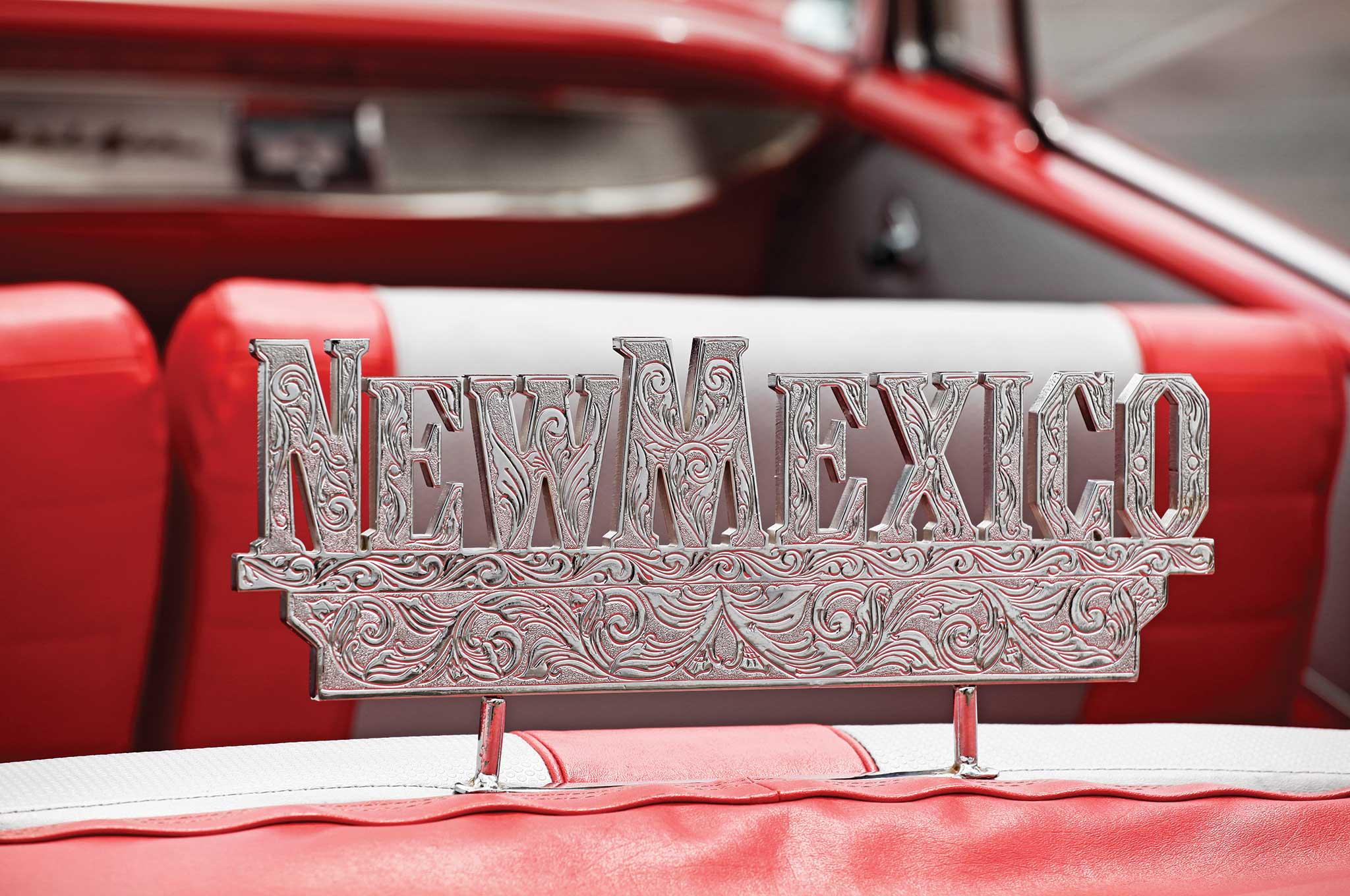 009 1957 chevrolet bel air convertible new mexico car club