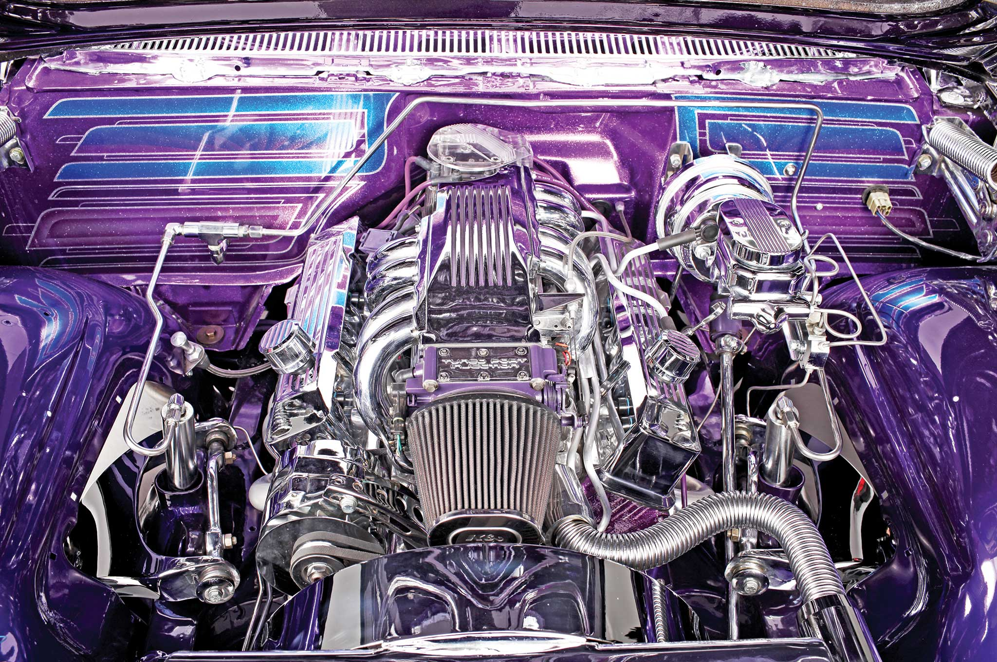 Lowrider 1959 Chevy Impala Rear Wiring Harness