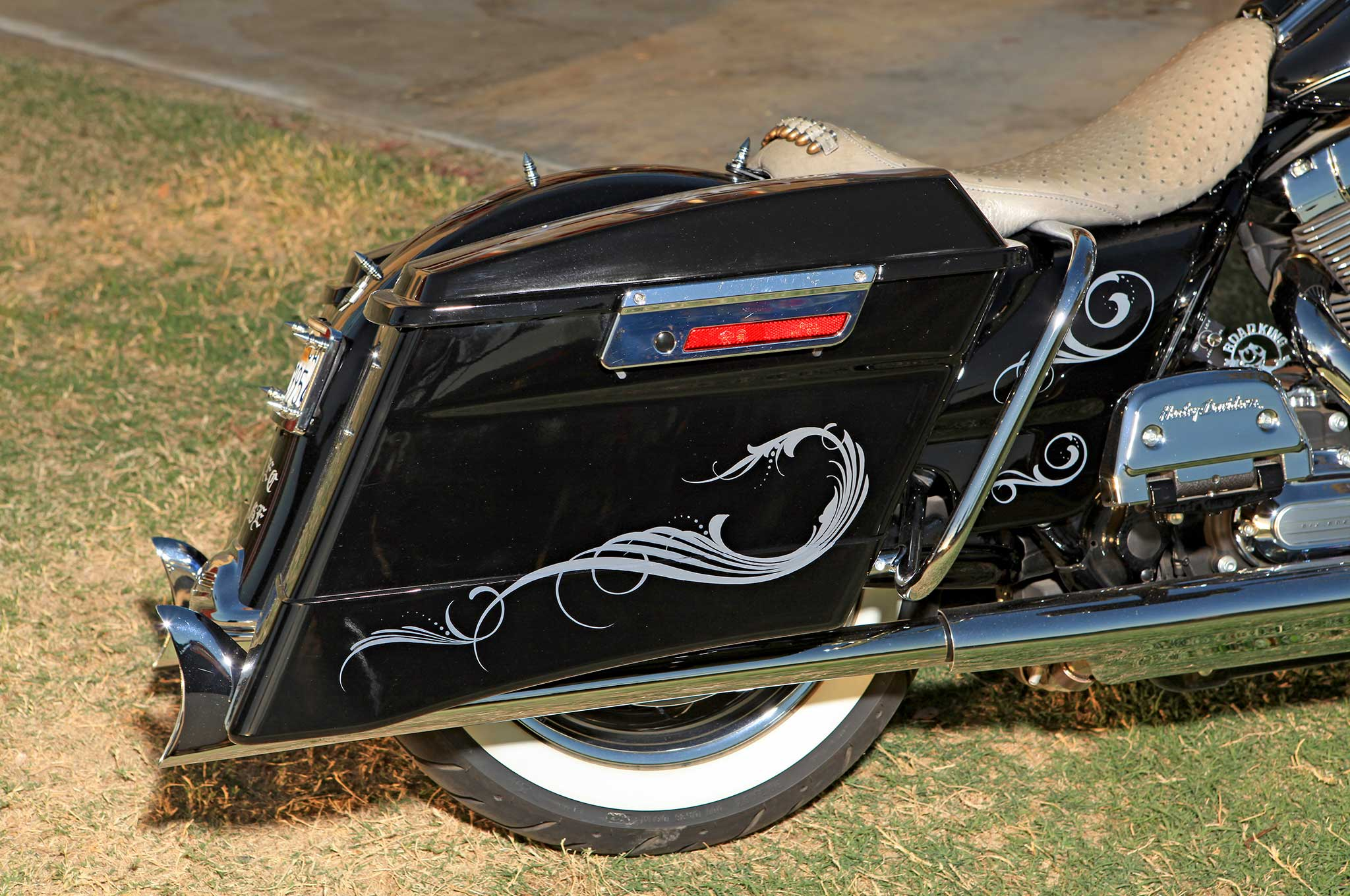 2012 Harley Davidson Road King Childhood Hero Lowrider