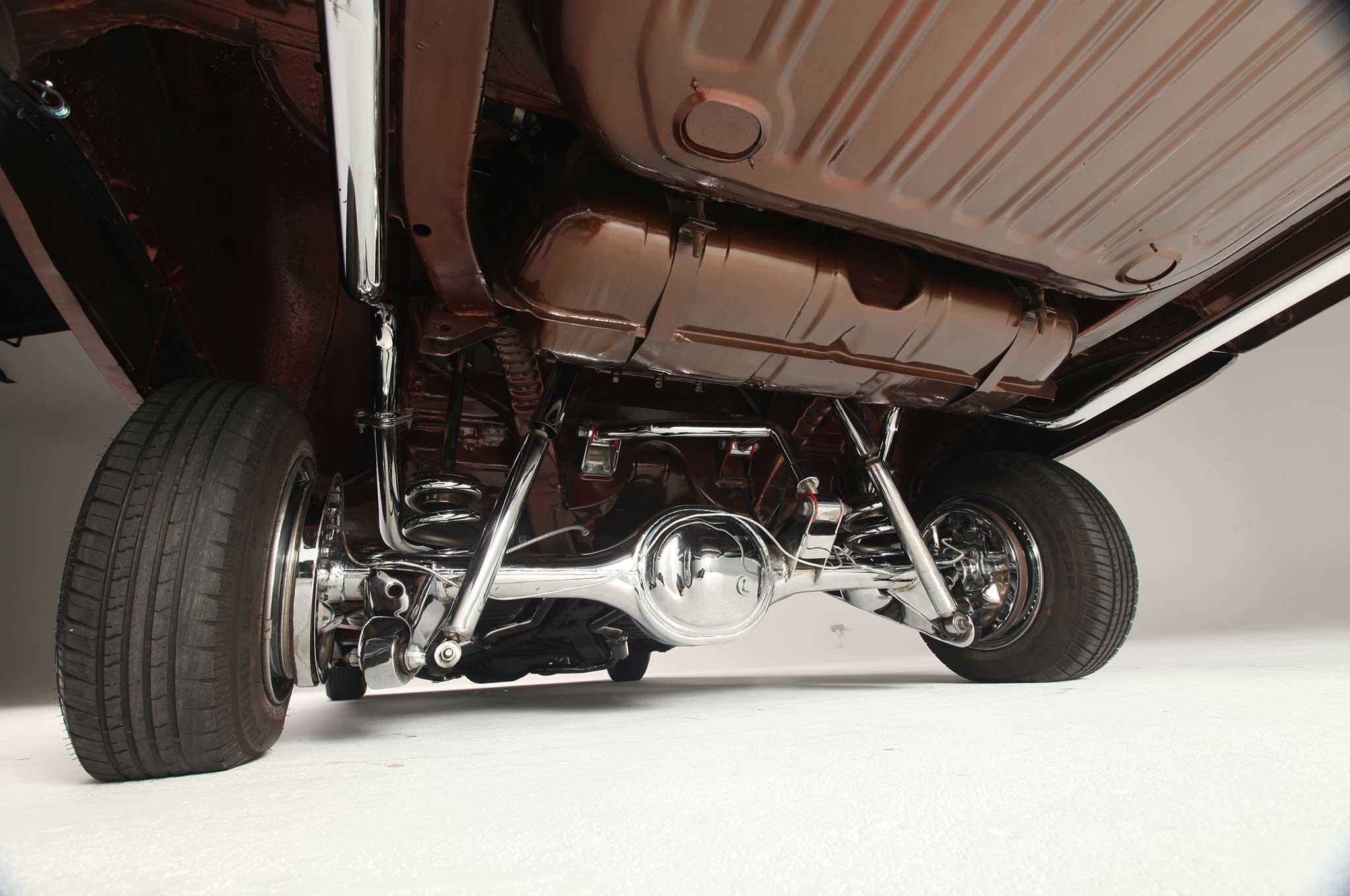 1964 Chevrolet Impala Brown Eyed Girl Lowrider