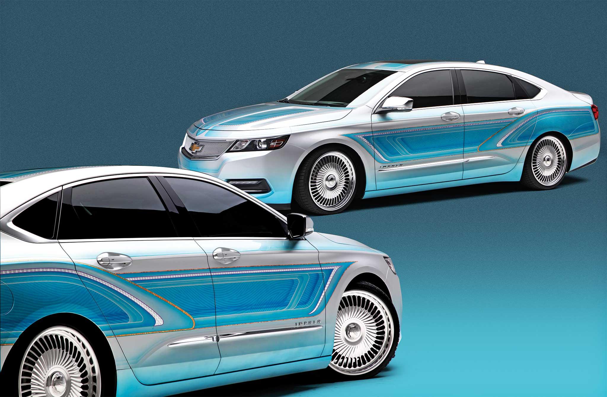 2014 chevrolet impala generation x lowrider. Black Bedroom Furniture Sets. Home Design Ideas