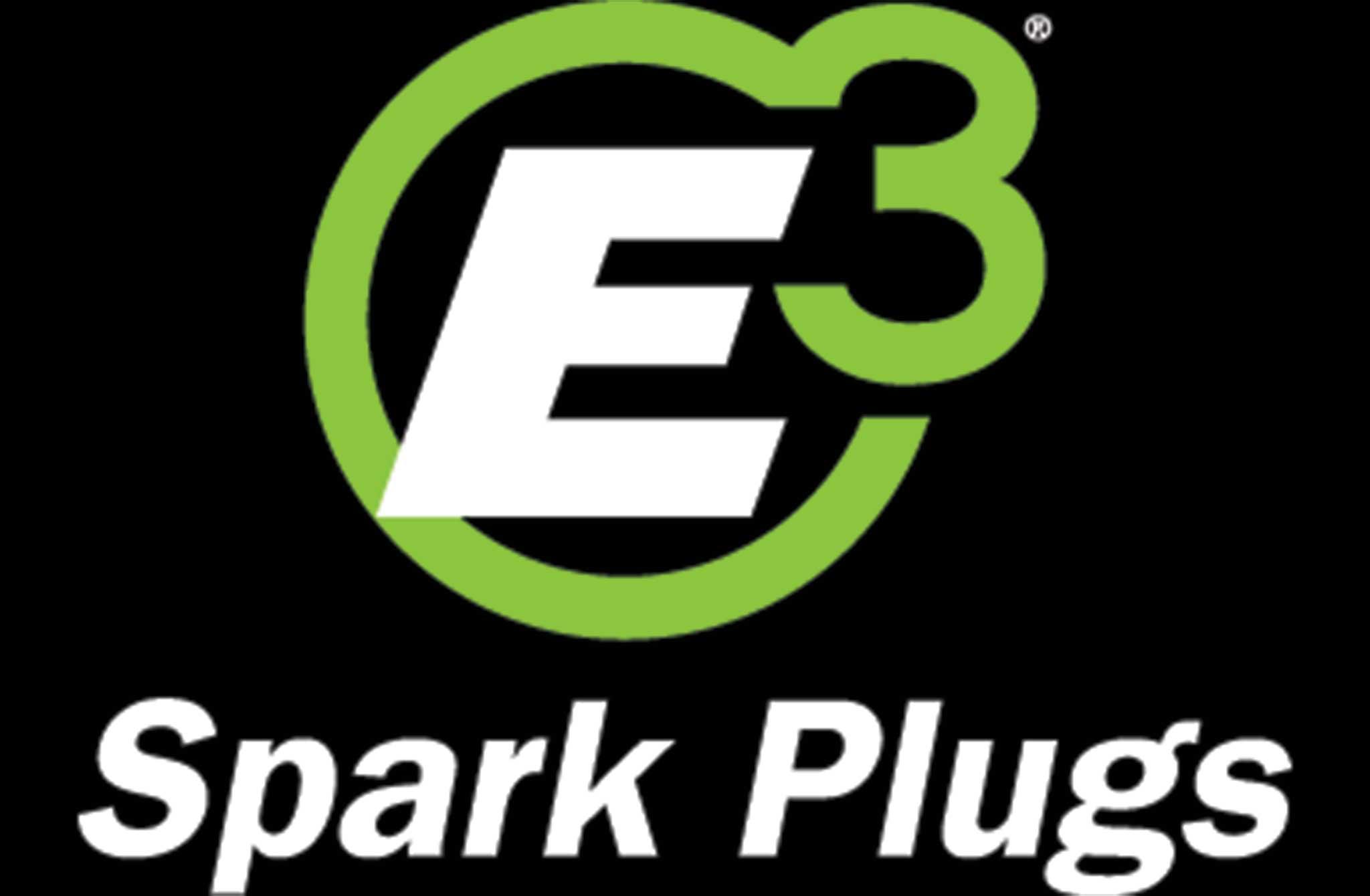 e3 spark plugs logo