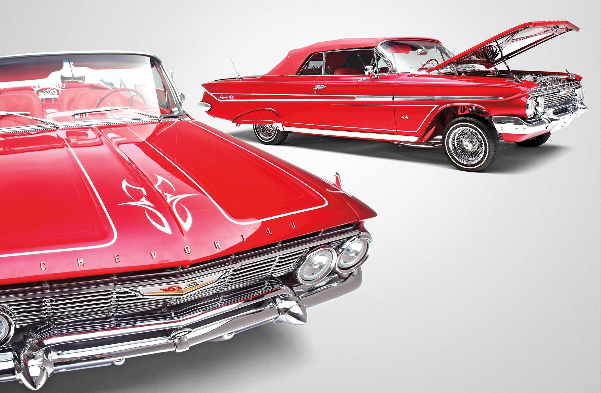 1961 chevrolet impala convertible true love lowrider. Black Bedroom Furniture Sets. Home Design Ideas