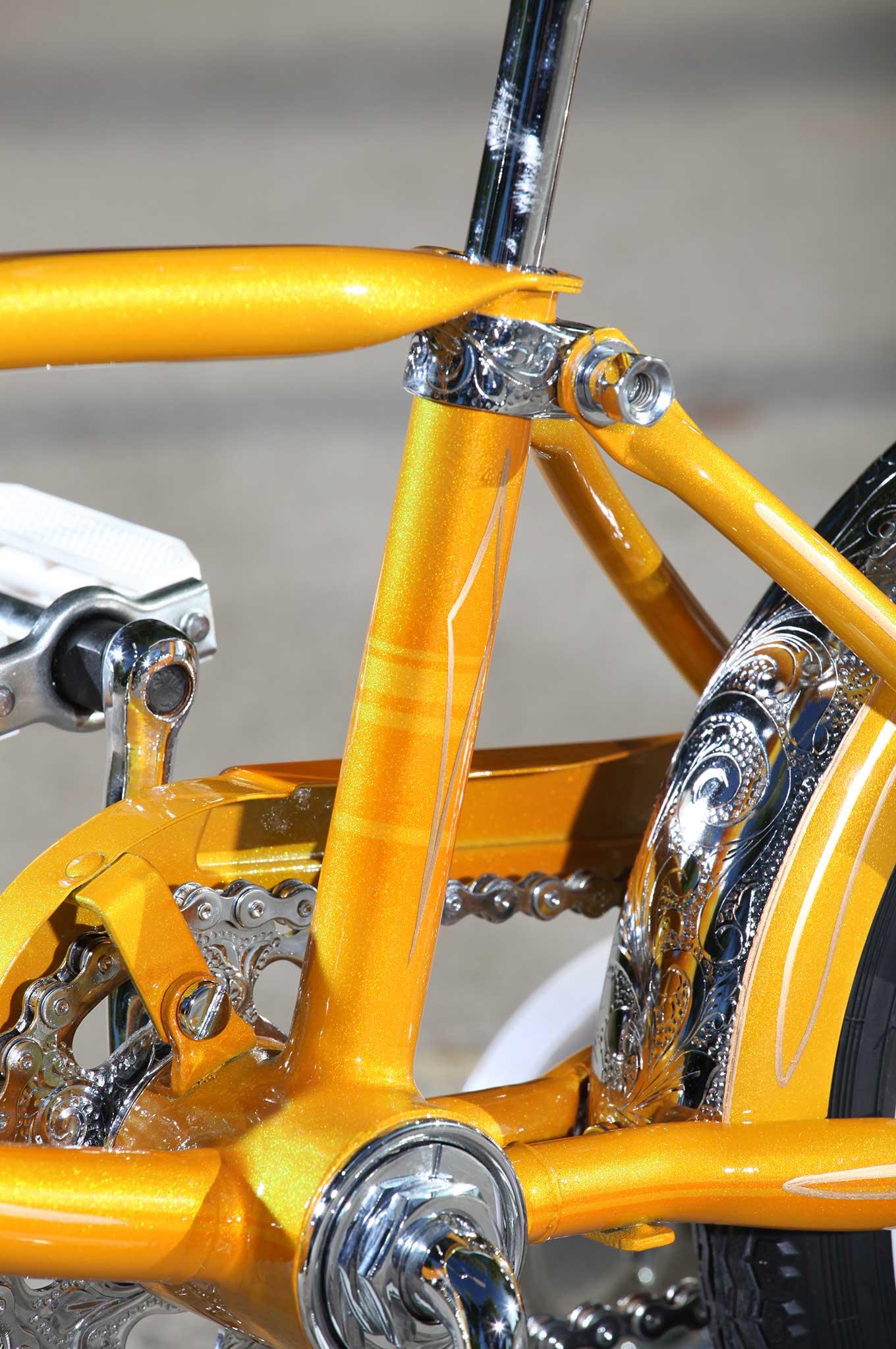 1970s Schwinn Bicycle Lowrider
