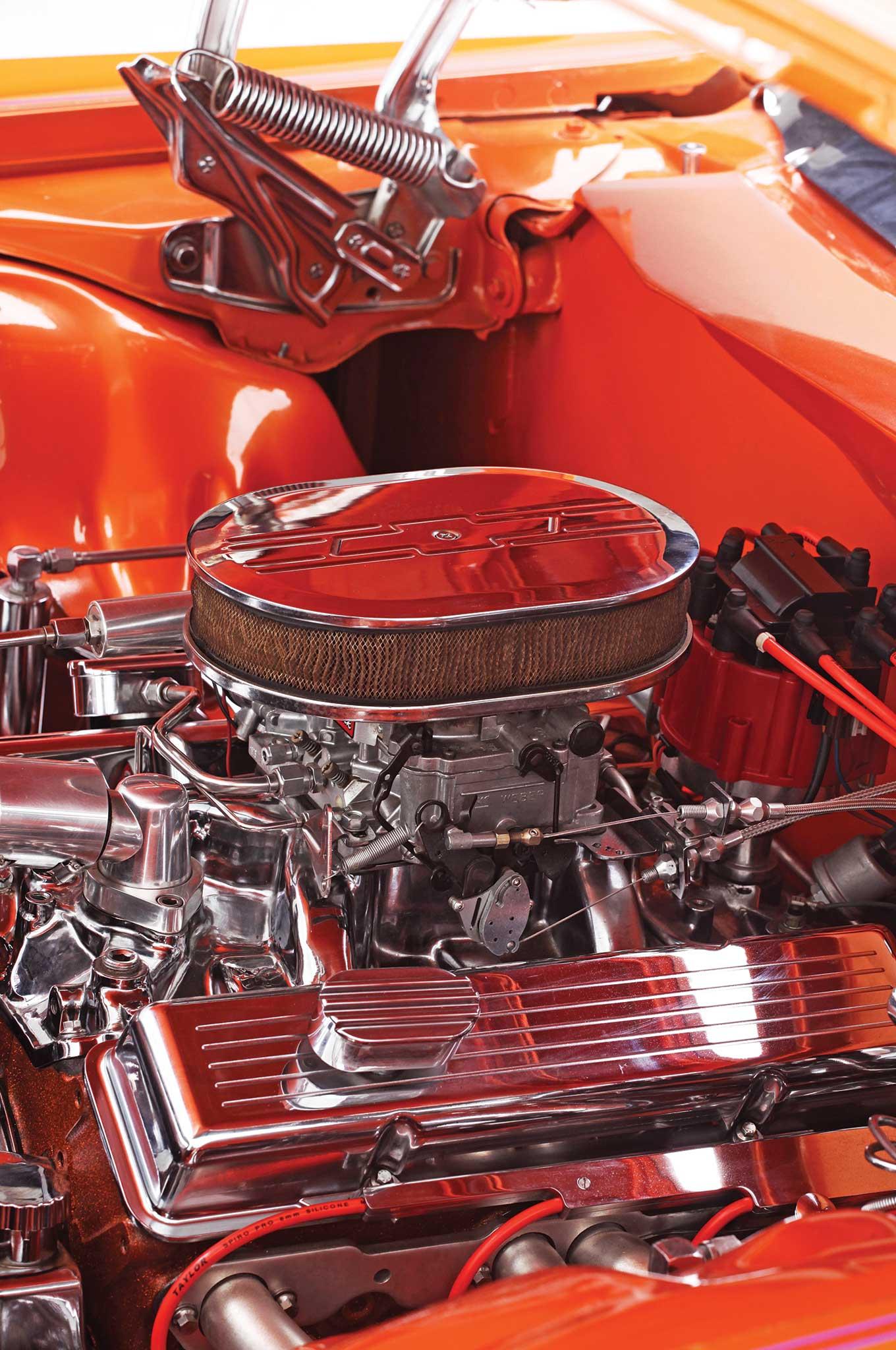 1972 chevy caprice 400 v8 011