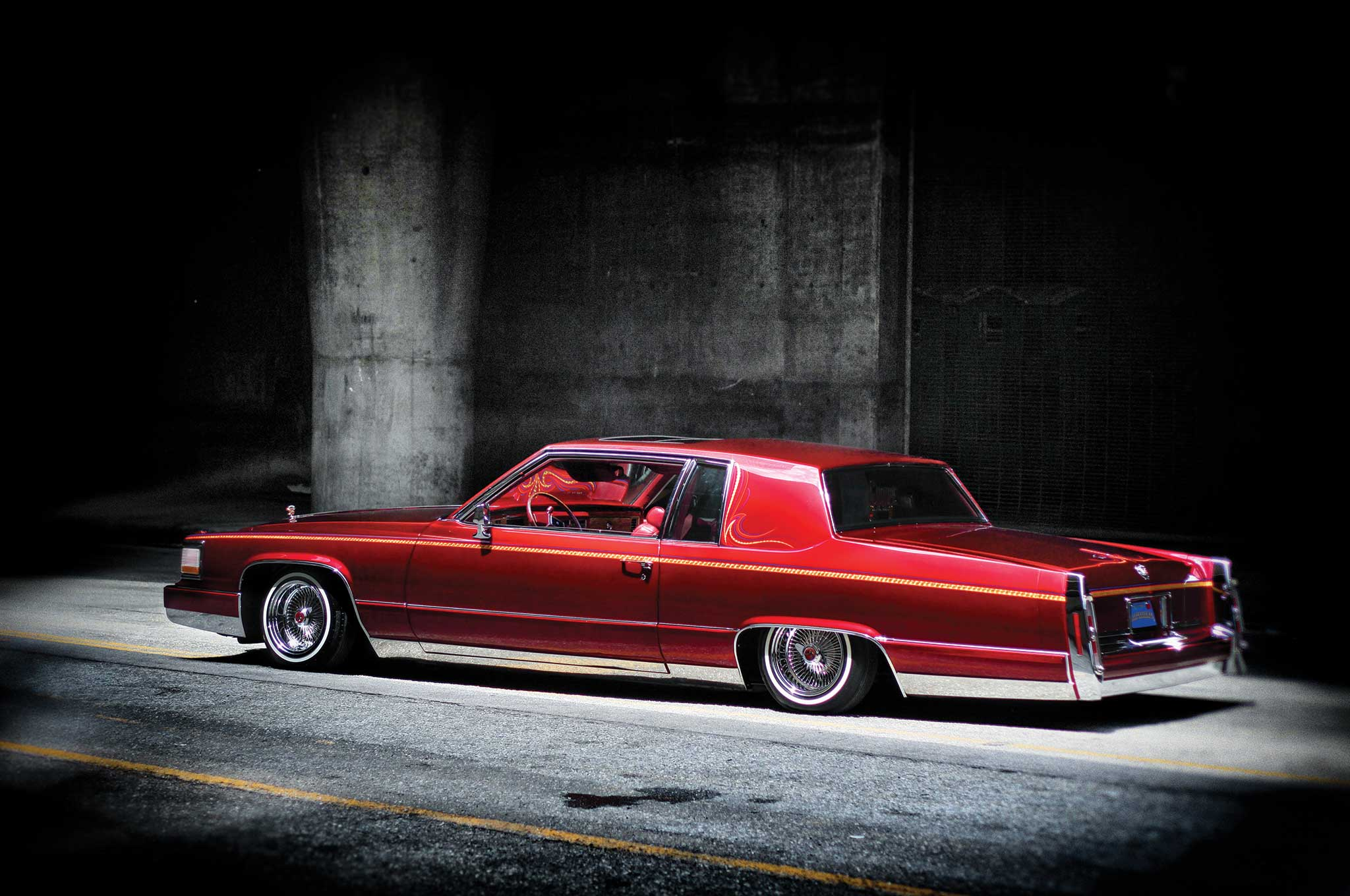 1983 cadillac coupe deville love her madly lowrider. Black Bedroom Furniture Sets. Home Design Ideas