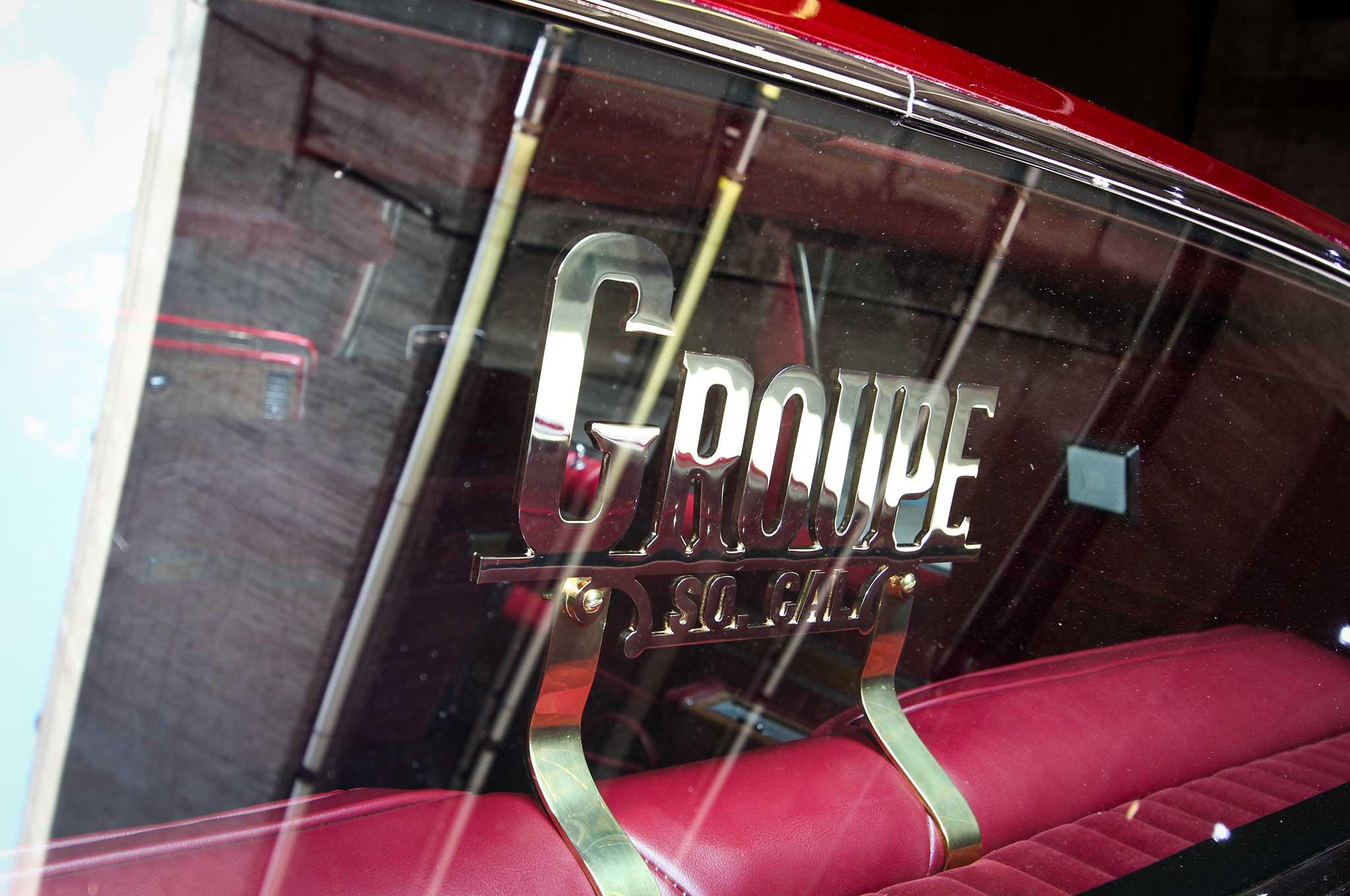 1983 cadillac coupe deville groupe club plaque 018