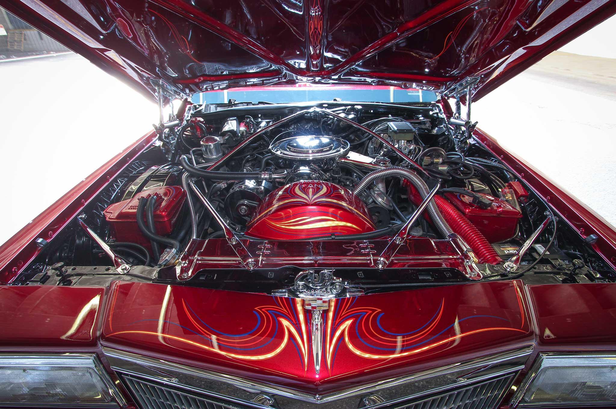 1983 cadillac coupe deville v8 engine 015