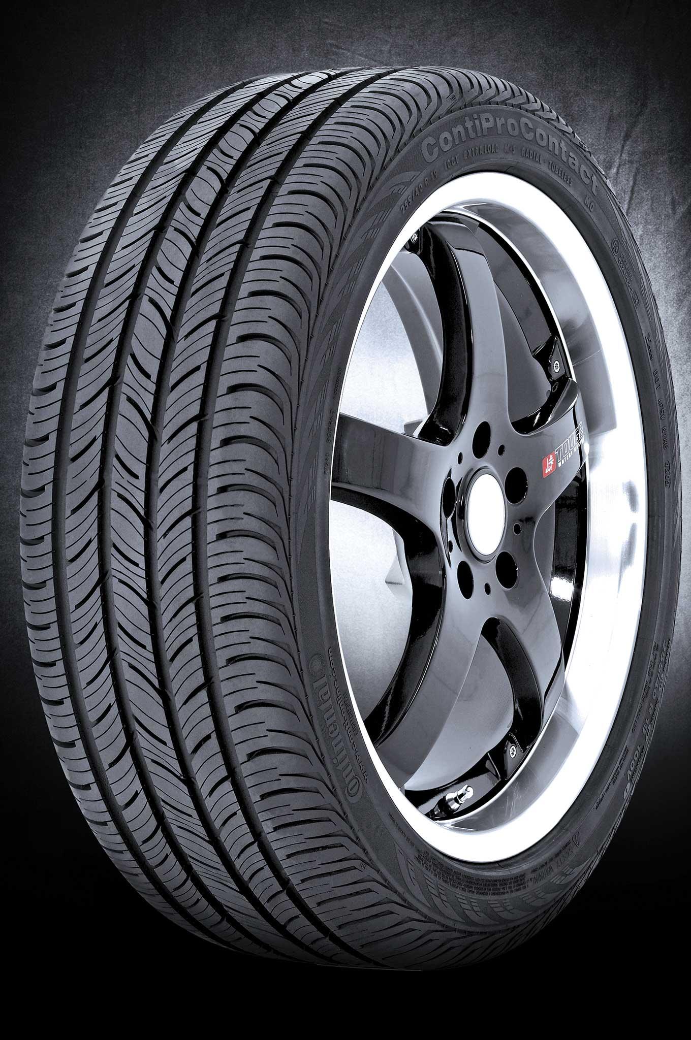 continental tires premium passenger tires contipro contact 003