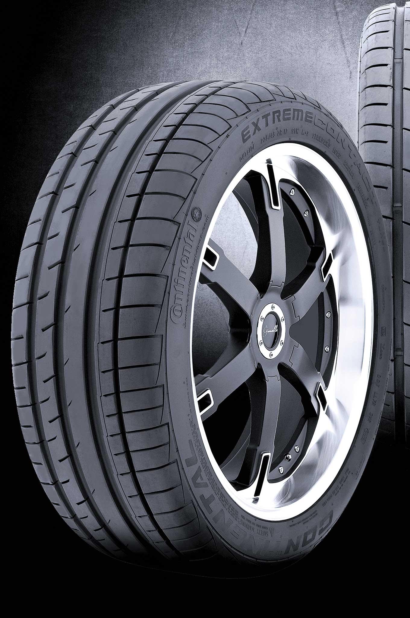 continental tires premium passenger tires extremecontact dw 004