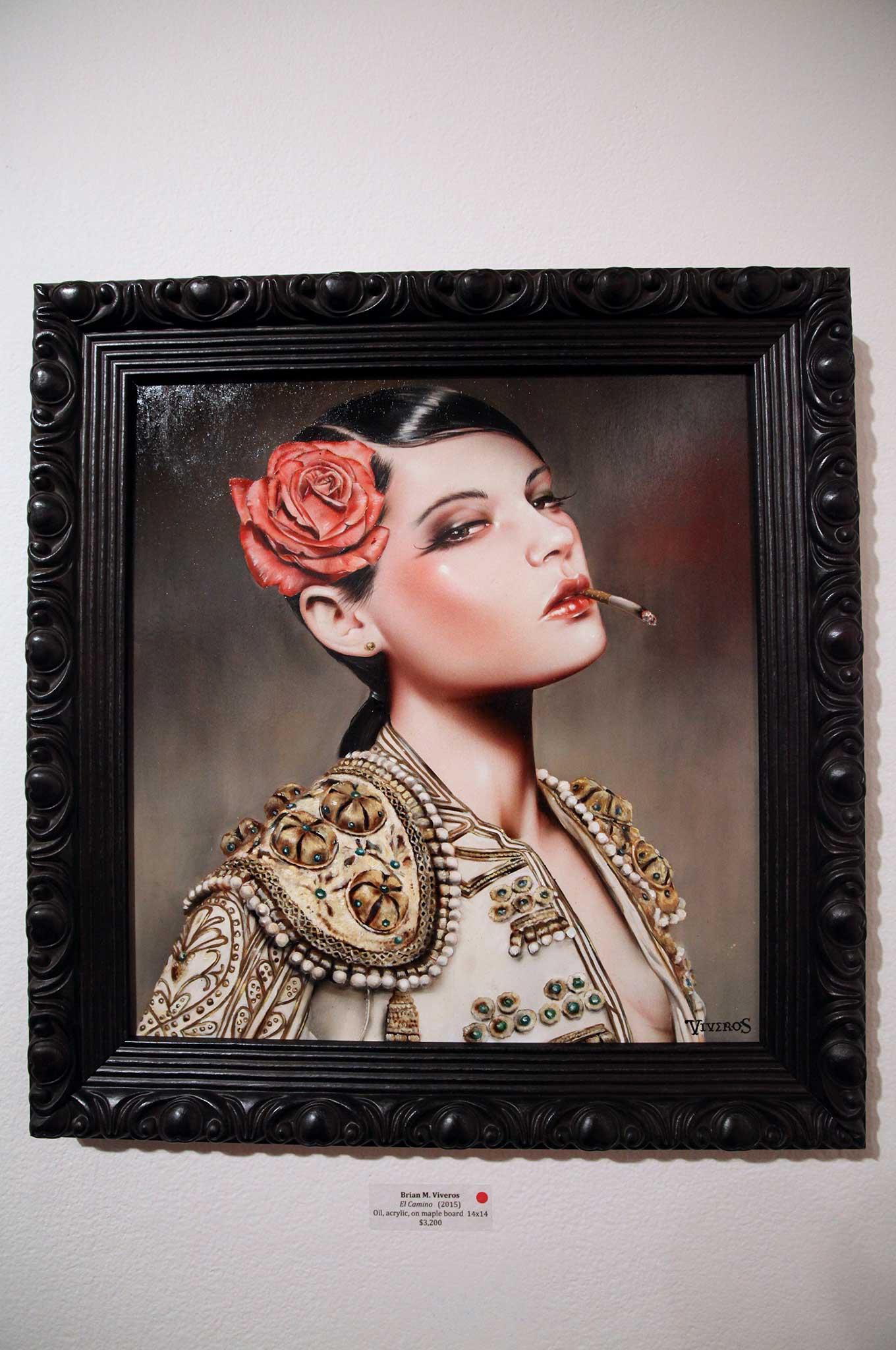 matador art exhibition brian m viveros artwork 019
