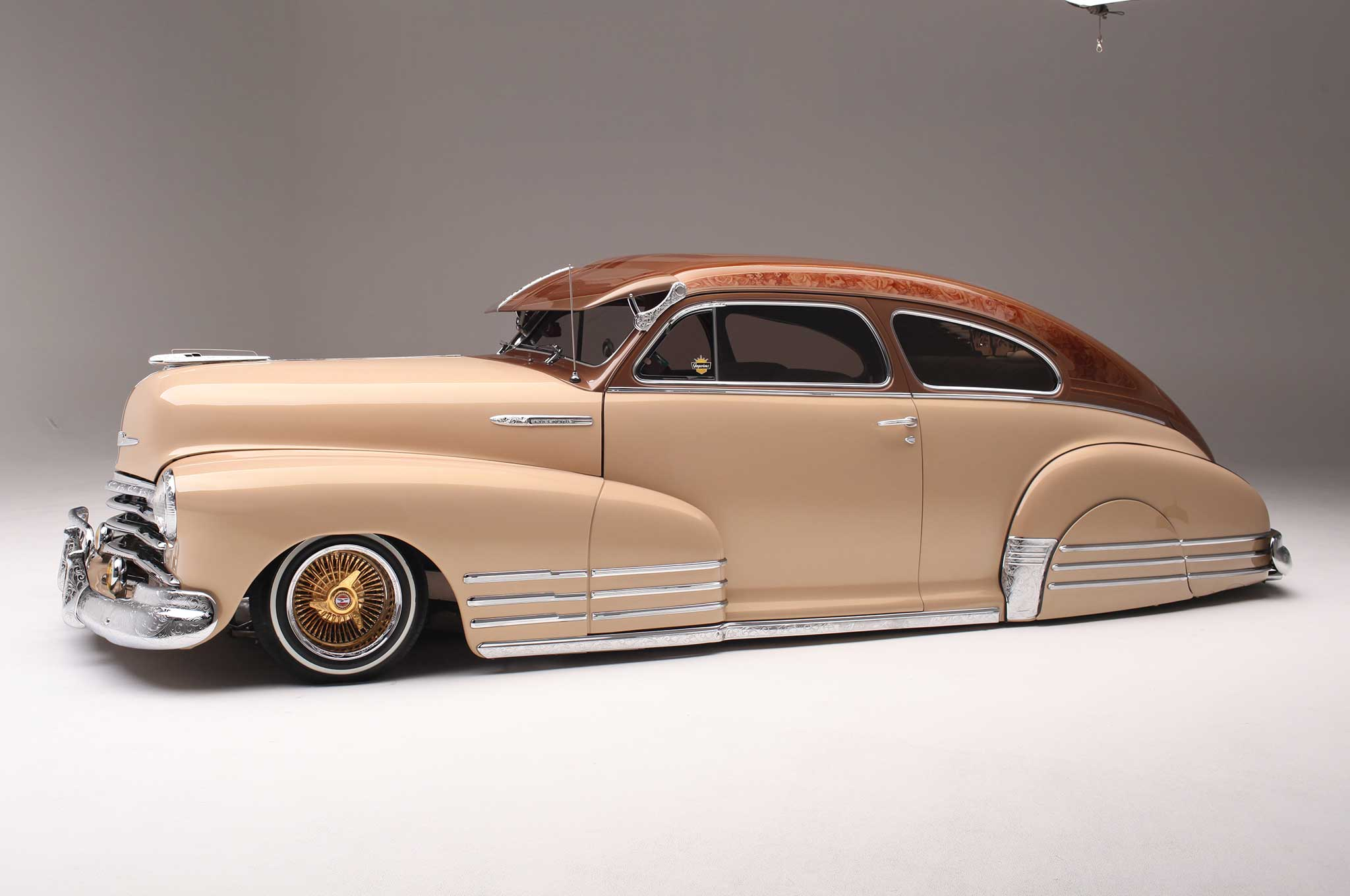 1947 Chevrolet Fleetline Top Of The Line Lowrider