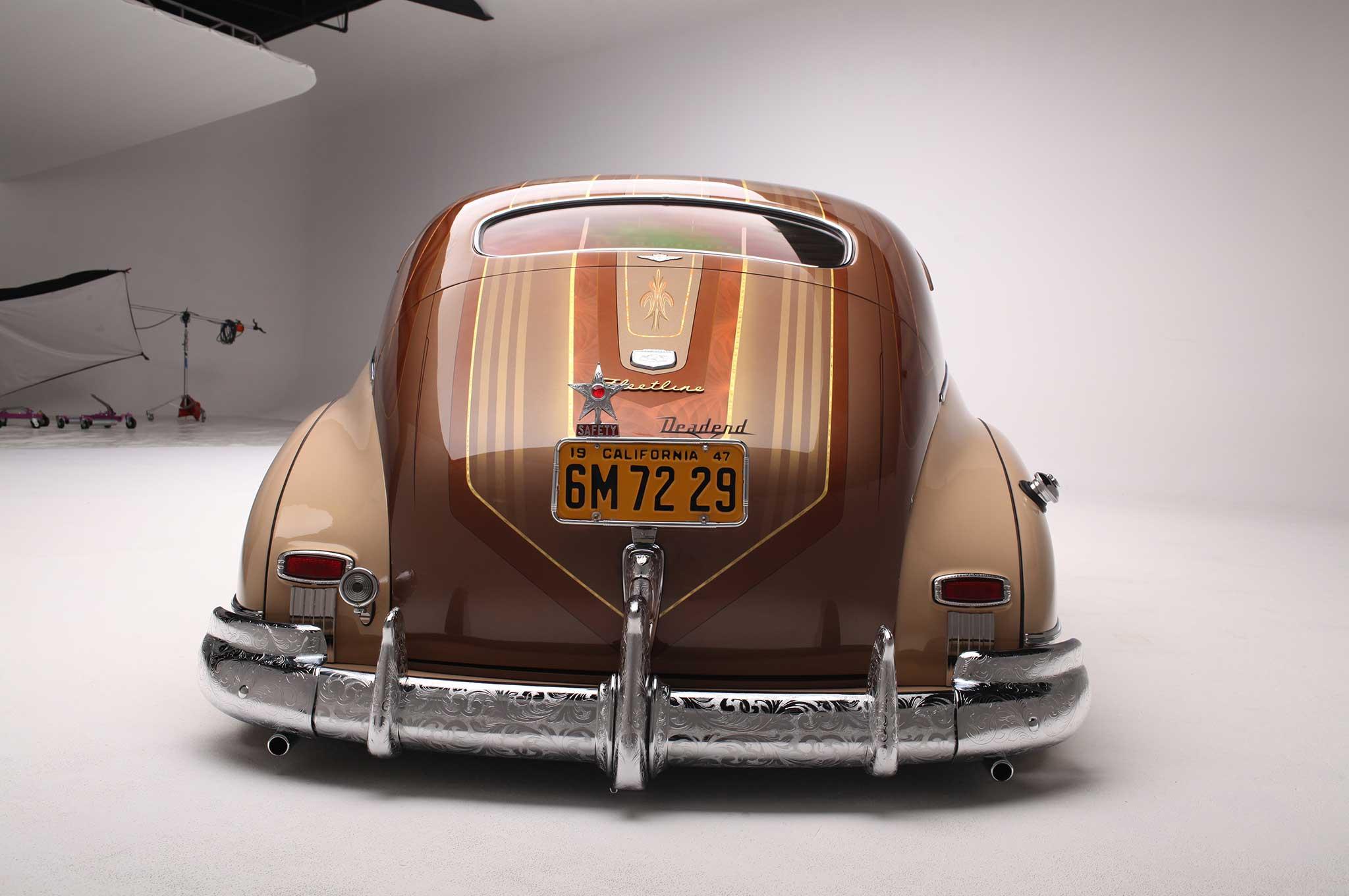 1947 chevrolet fleetline top of the line lowrider for 1947 chevy fleetline 4 door
