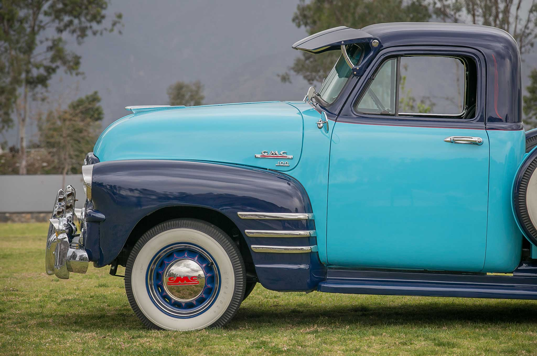 1954 GMC Pickup - Generational GMC - Lowrider