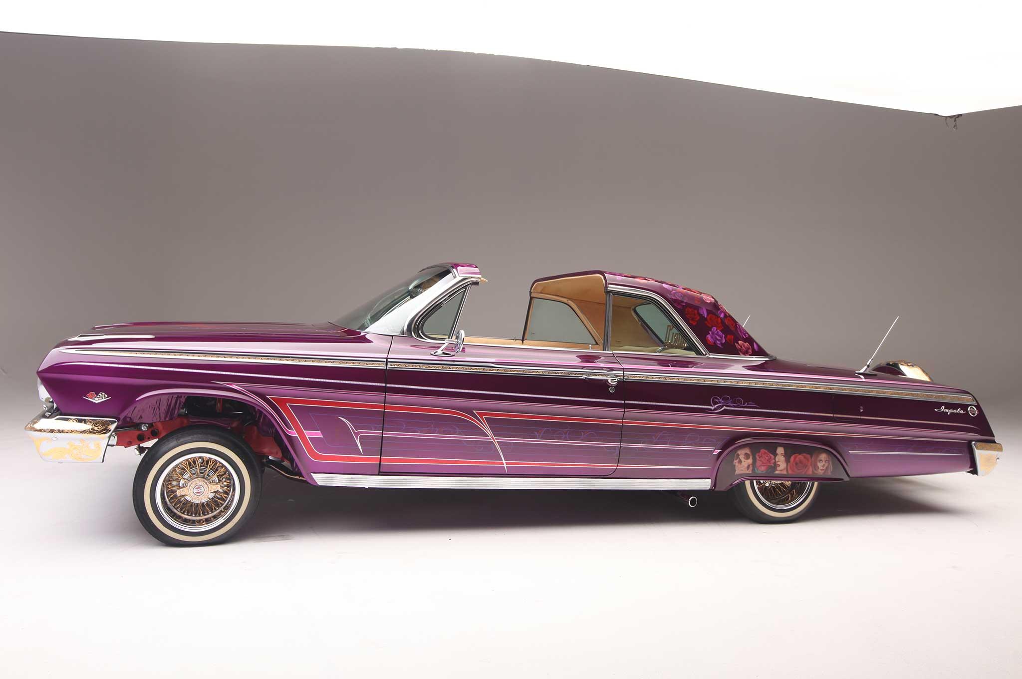Lowrider Miami >> 1962 Chevrolet Impala SS - Right Hand Man - Lowrider