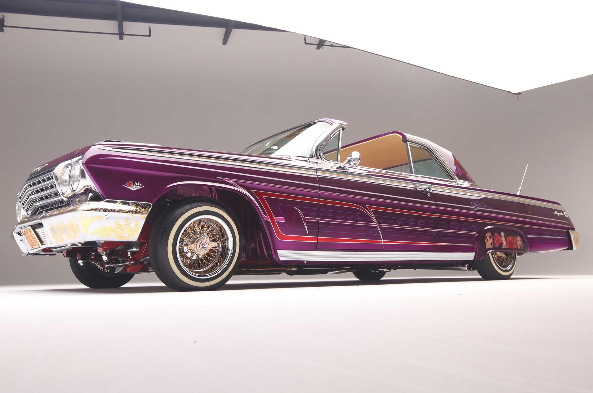 1962 Chevrolet Impala SS Hardtop   F103   Los Angeles 2018  Impala Ss 1962
