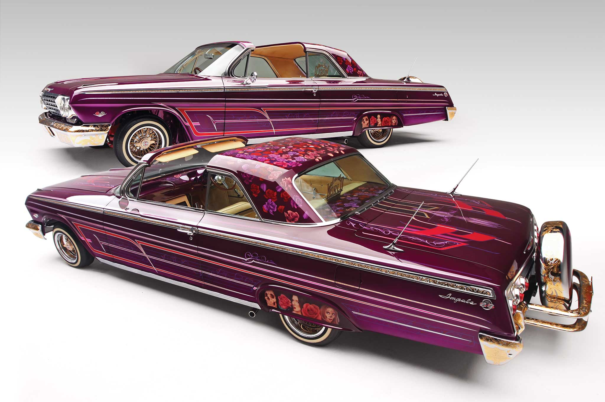 1962 Chevrolet Impala Ss Right Hand Man Lowrider