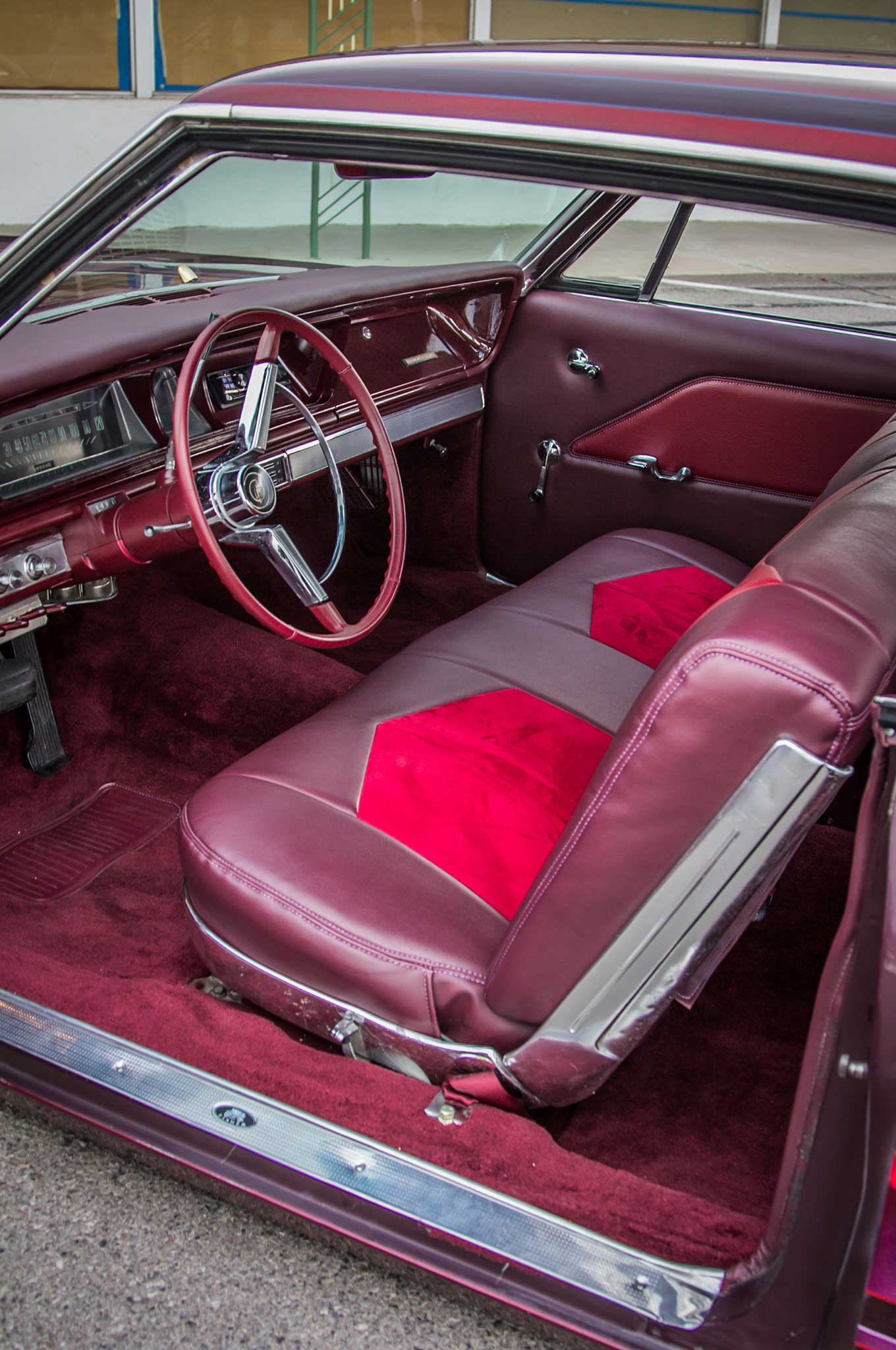 1966 Impala Interior Pictures To Pin On Pinterest Pinsdaddy