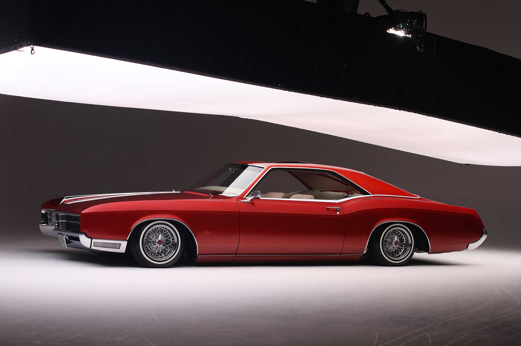 1967 Buick Riviera - One for the Road - Lowrider