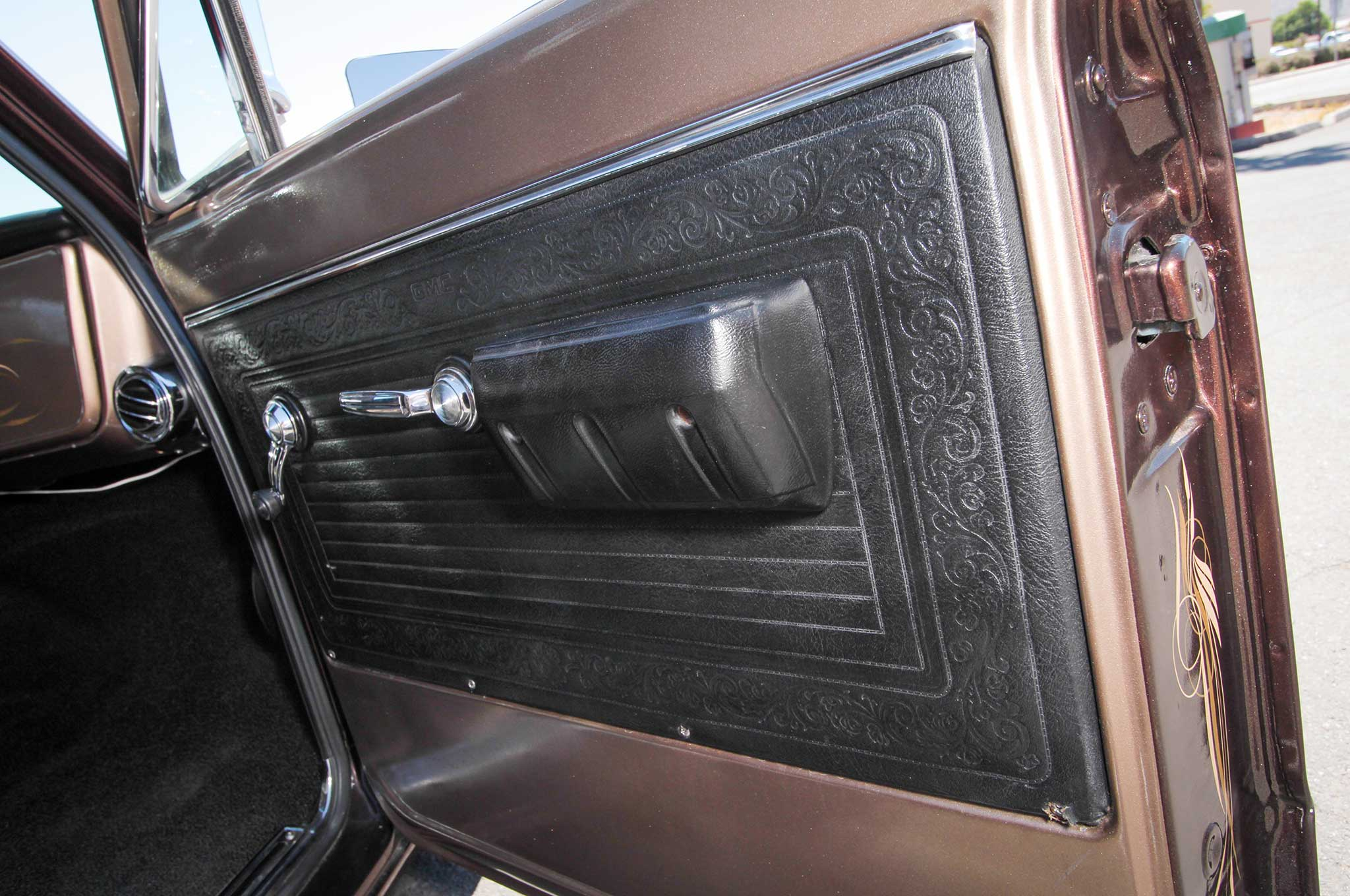 Chevrolet C Custom Door Panel