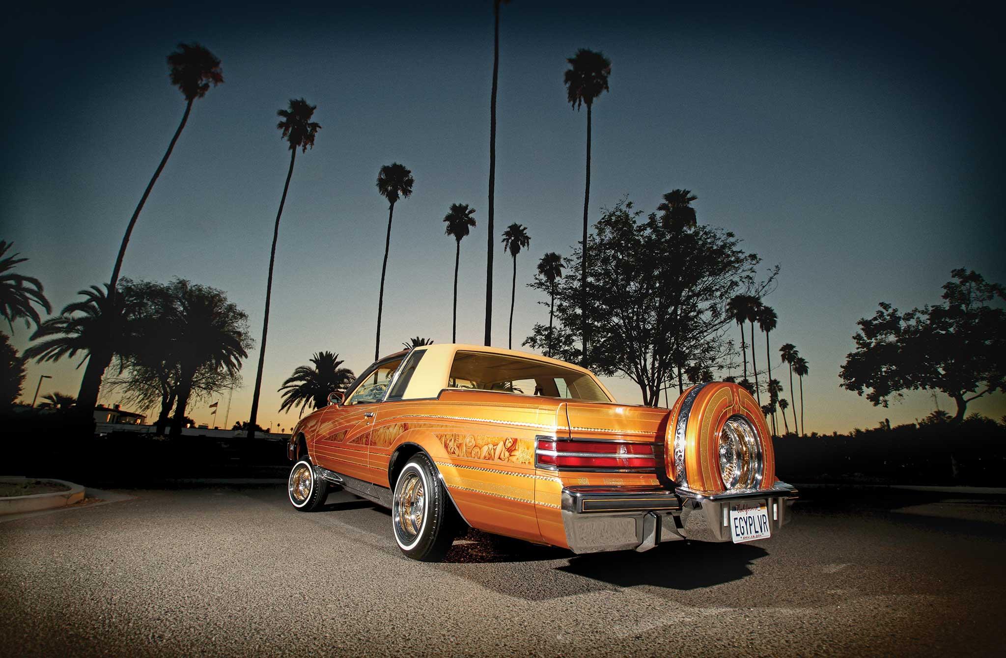 1986 buick regal passenger side rear quarter view 006