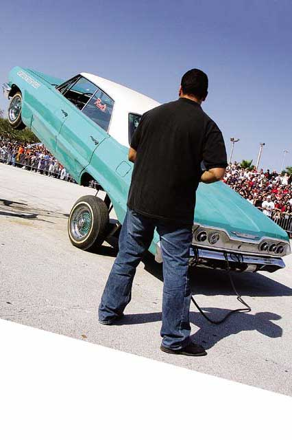 Miami Lowrider Car Show Tickets
