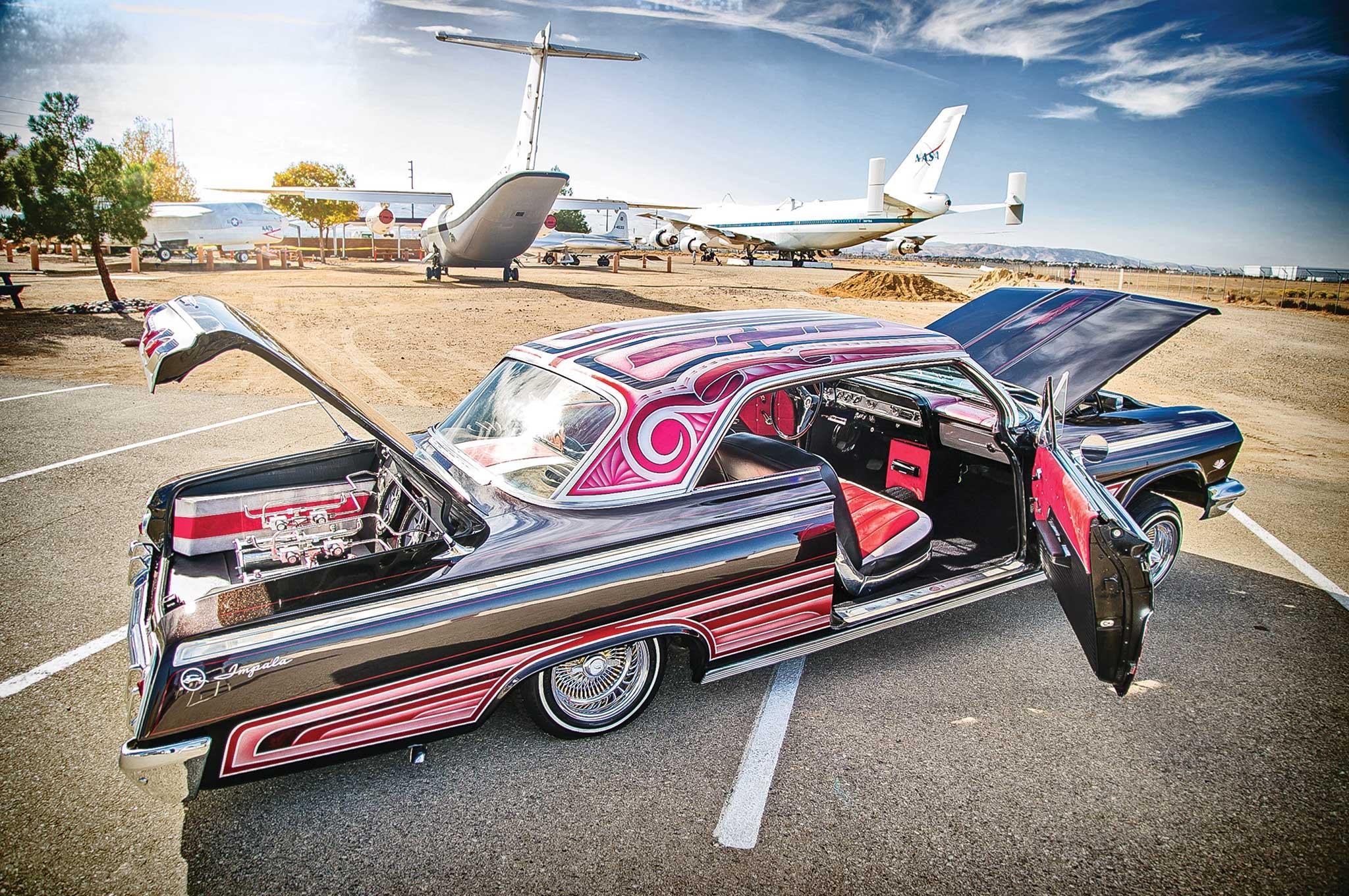 1962 chevrolet impala passenger side view 002
