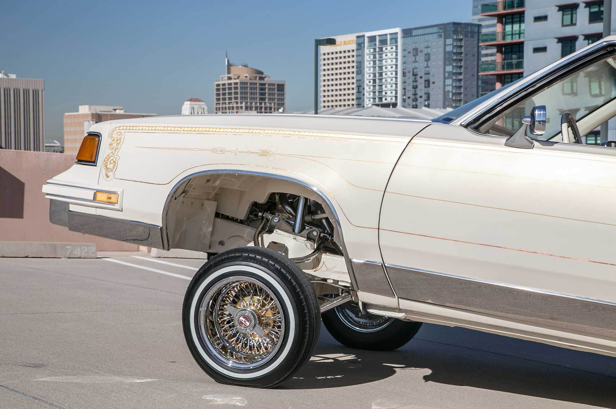 Lowrider Rims And Tires >> 1985 Oldsmobile Cutlass Supreme - Hurting Feelings - Lowrider