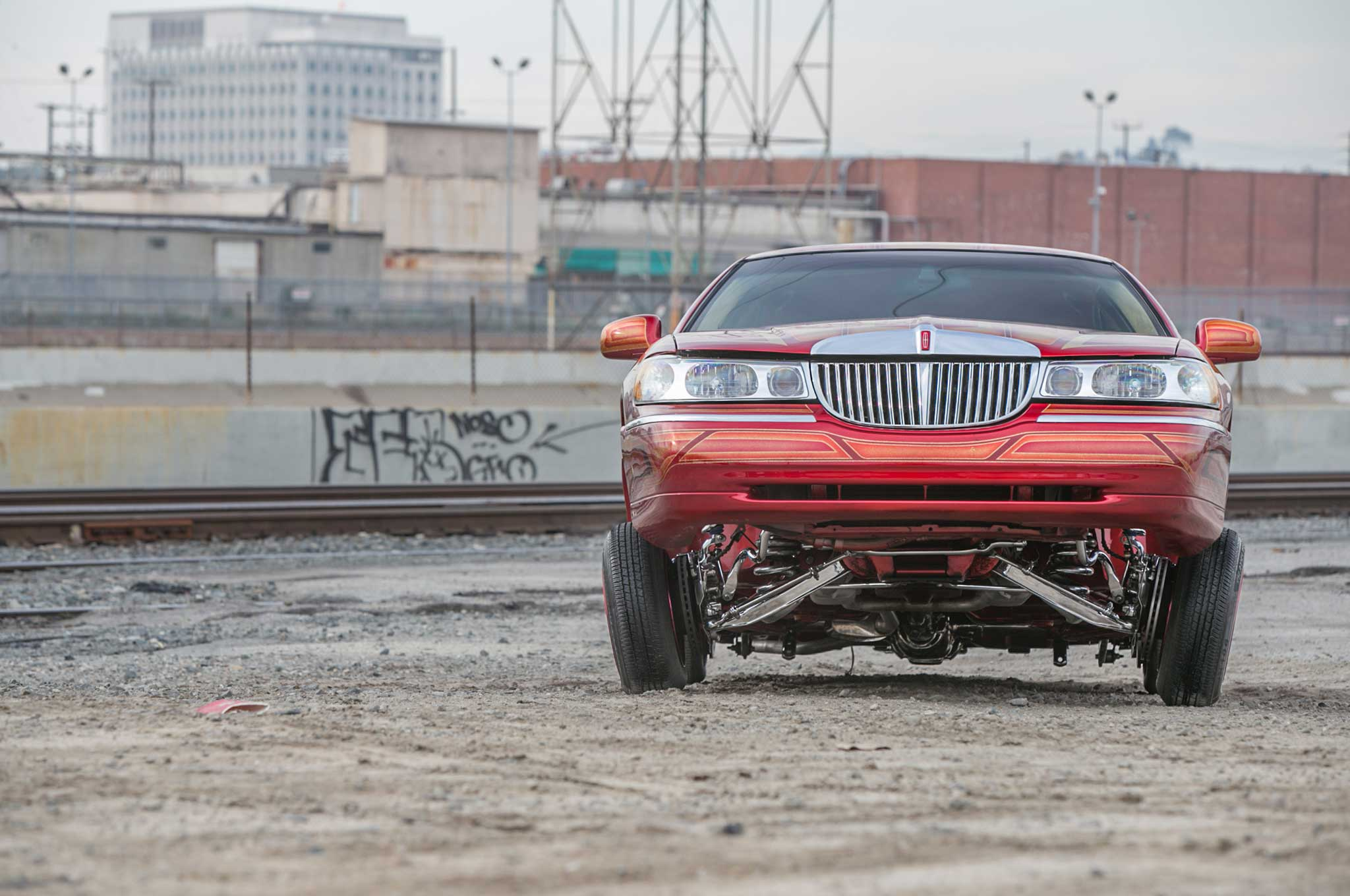 2000 Lincoln Town Car - Highclass Rolling on Highclass ...