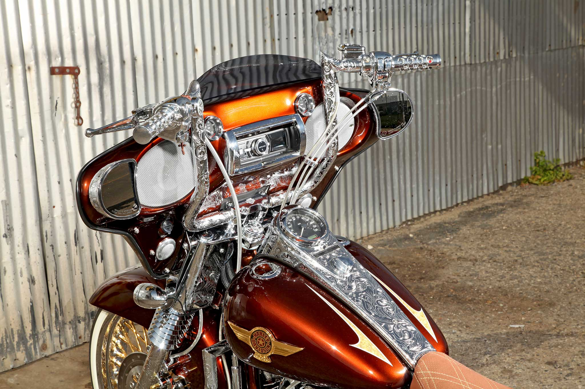 2005 Harley-Davidson Fat Boy - Heritage With Style - Lowrider