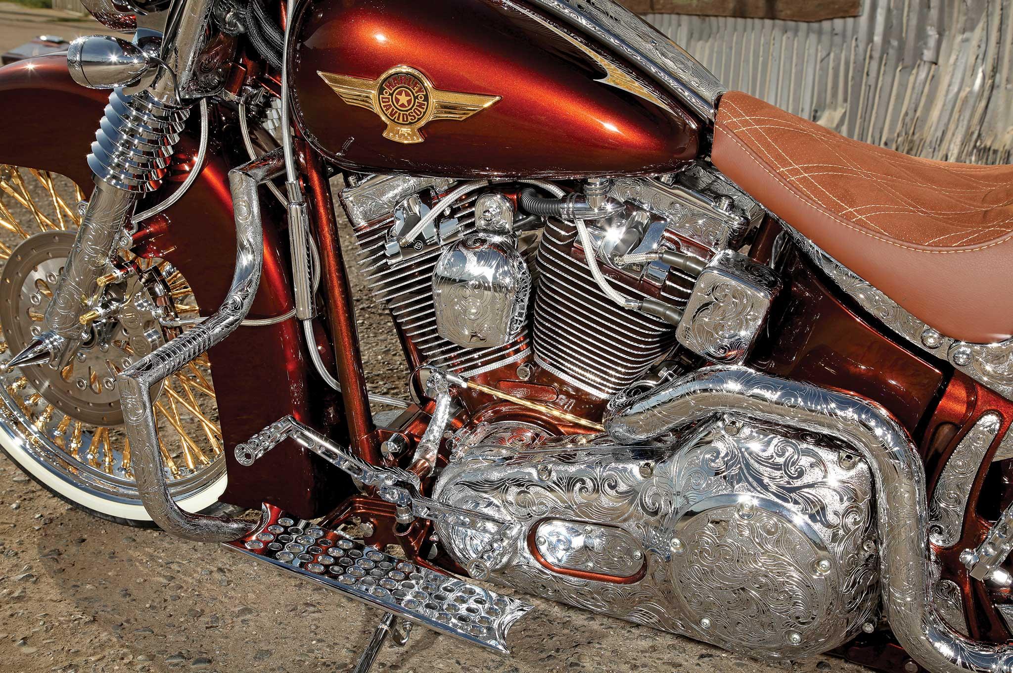 2005 harley davidson fat boy harley tc 95ci 005