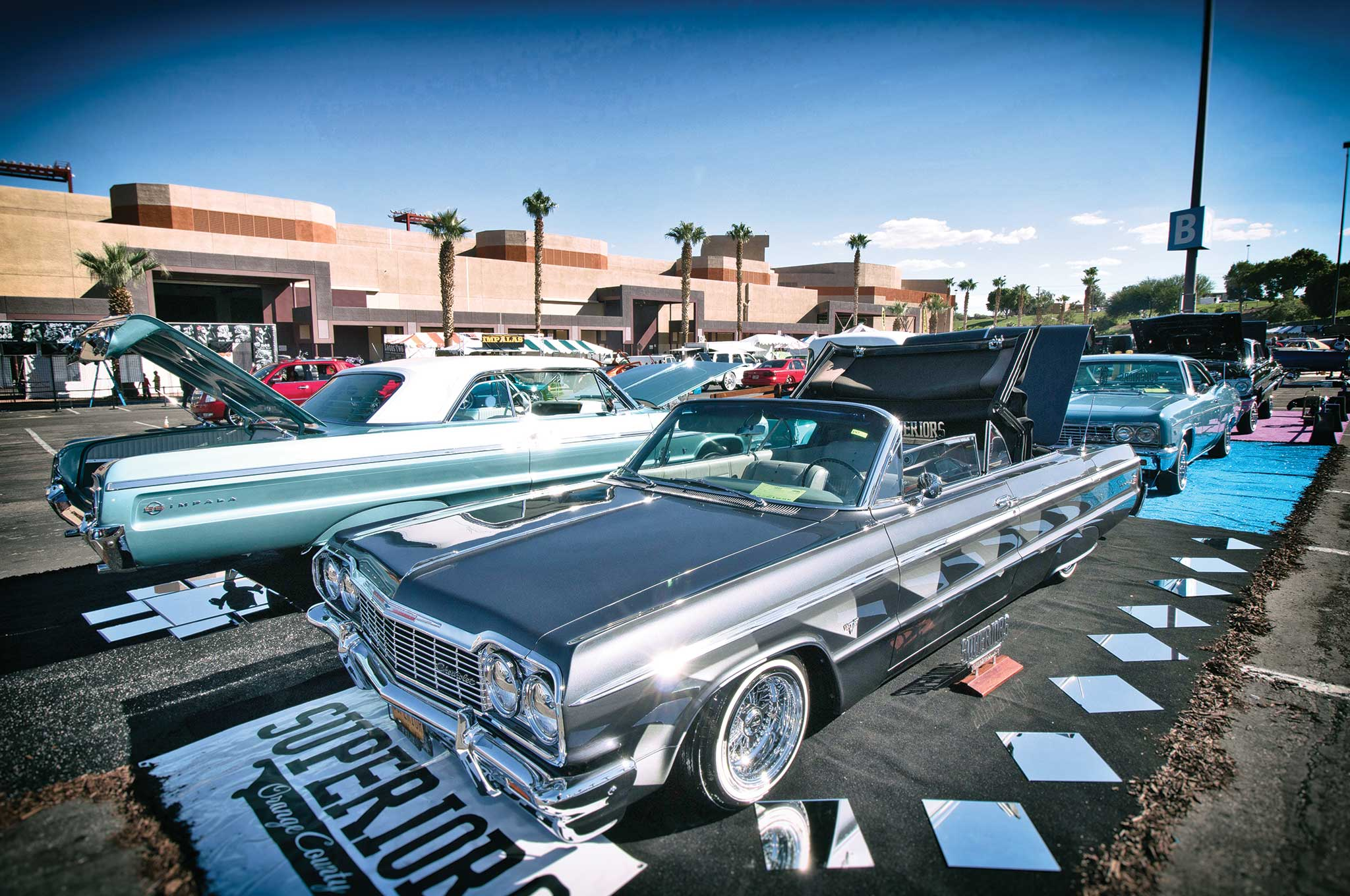 2015 lowrider super show las vegas chevrolet impalas 011