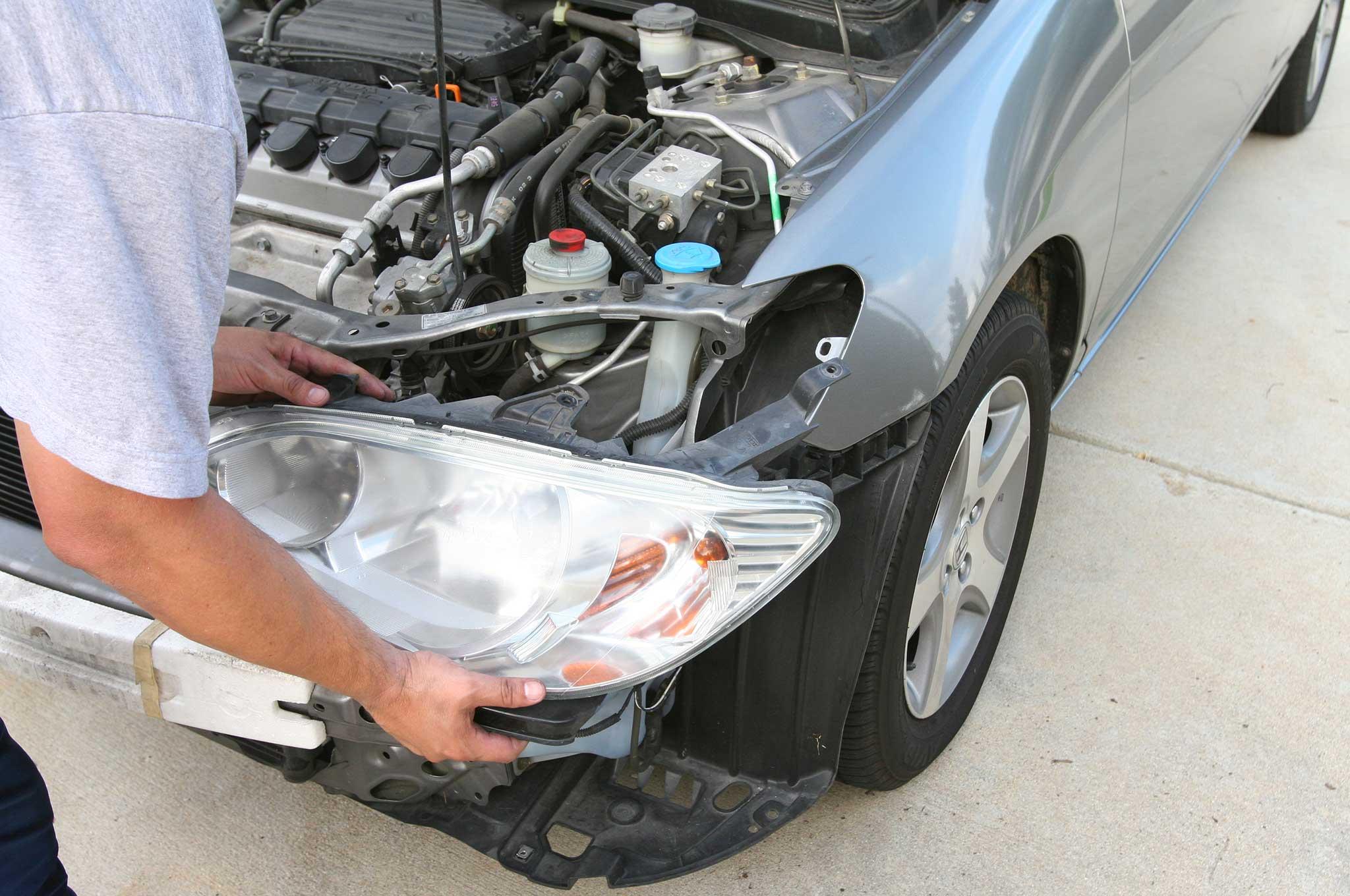 anzo headlights install headlight removal 014