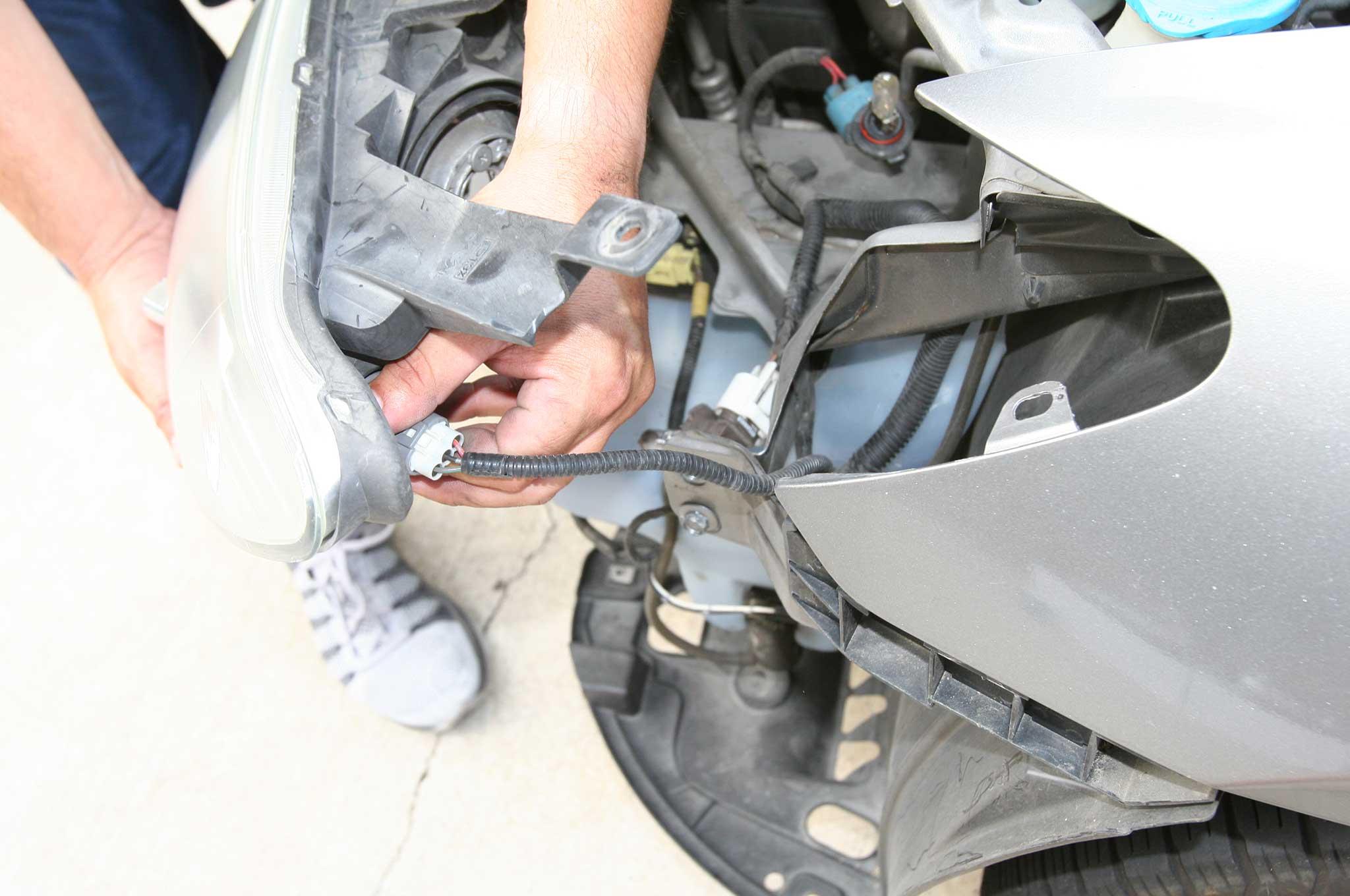 anzo headlights install headlight wire harness 015