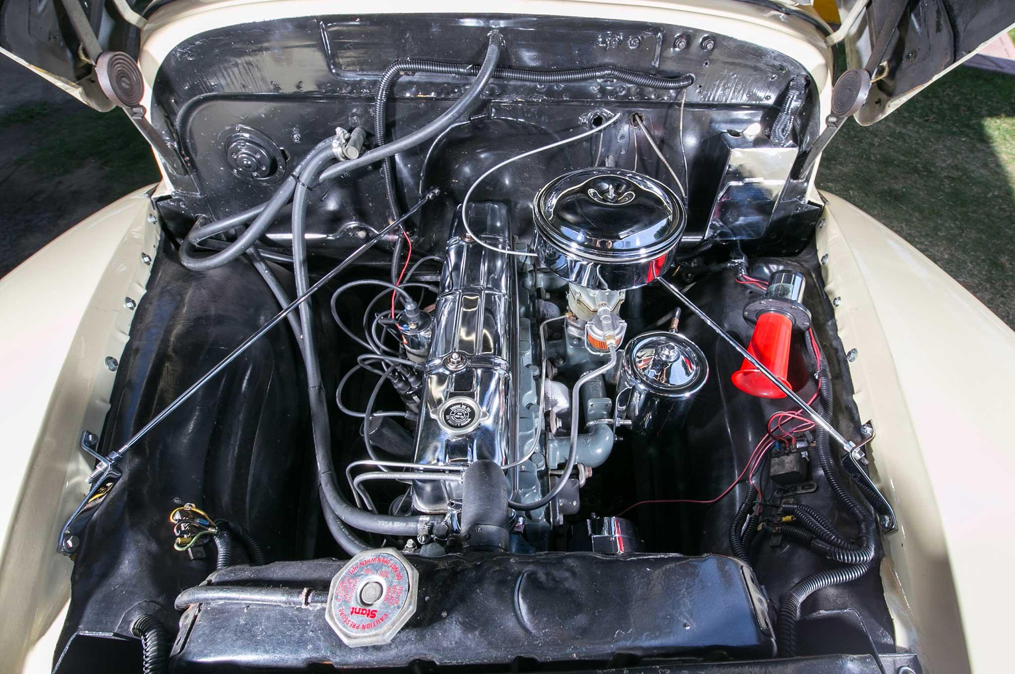 1949 Chevrolet 3100 - Childhood Inspiration