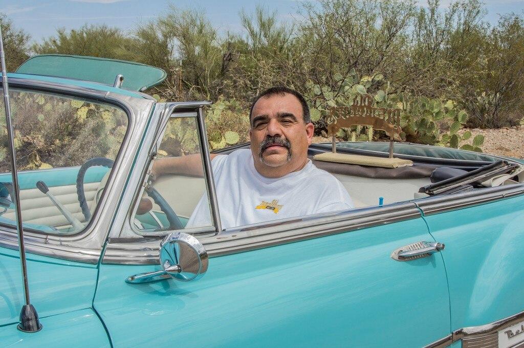 1954 chevrolet 235 convertible owner jonny arevalo